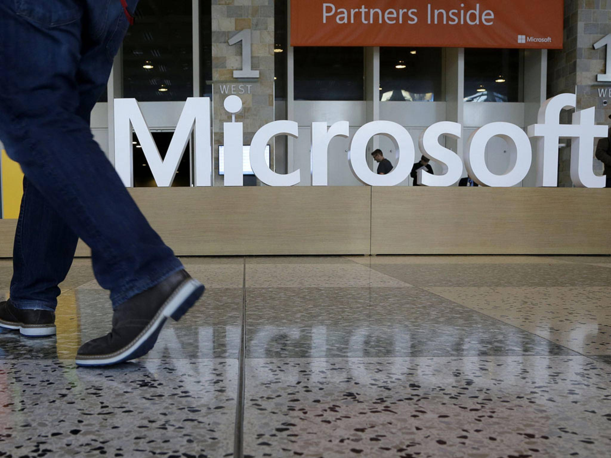 Microsoft stellte Edge auf der Build-Konferenz in San Francisco vor.