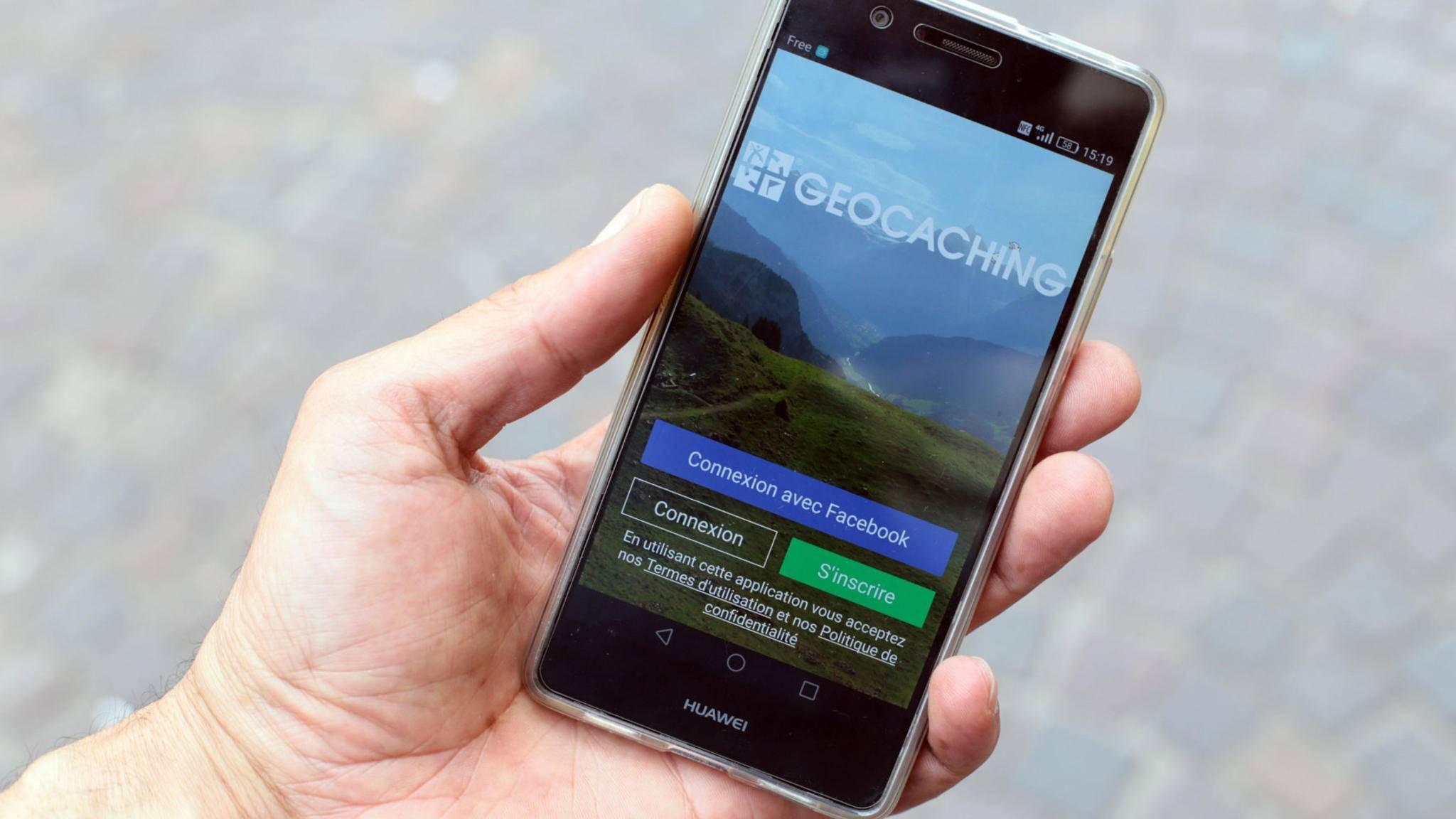 Wer sucht, der findet: Geocaches verstecken sich überall.