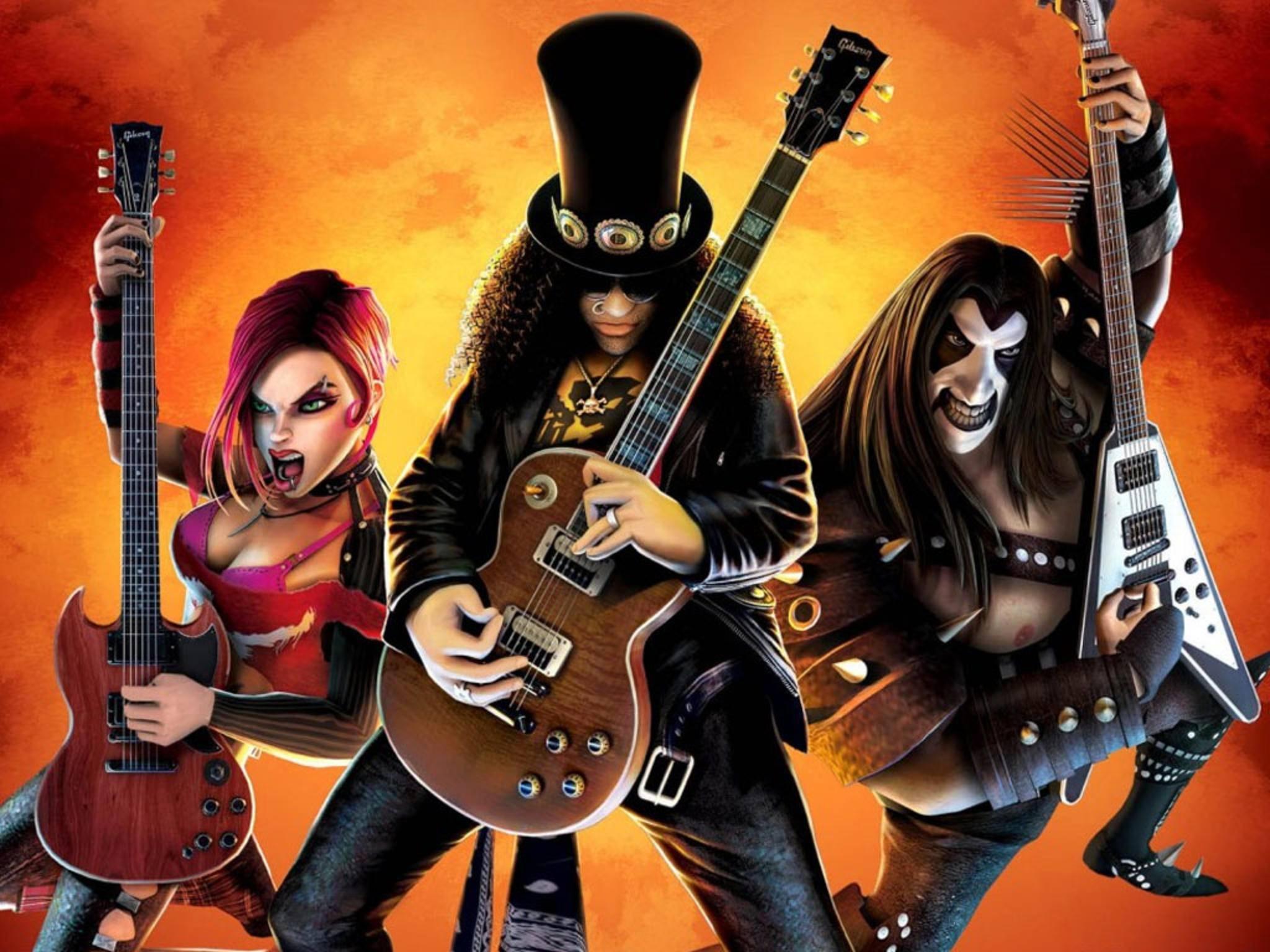 """Das nächste """"Guitar Hero"""" soll im Herbst erscheinen."""