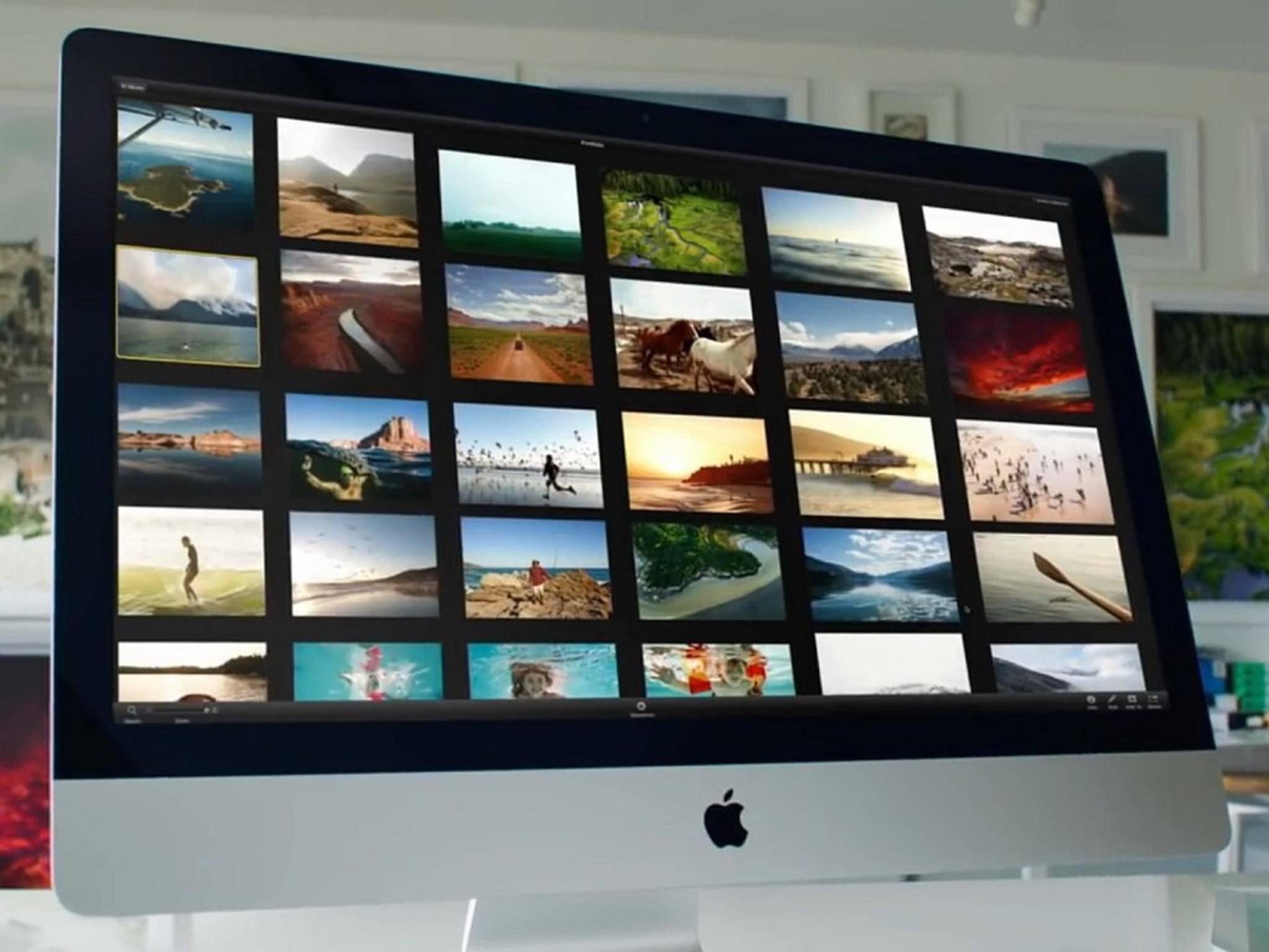 Im Oktober 2014 kam der iMac mit 5K-Retina-Display auf den Markt.