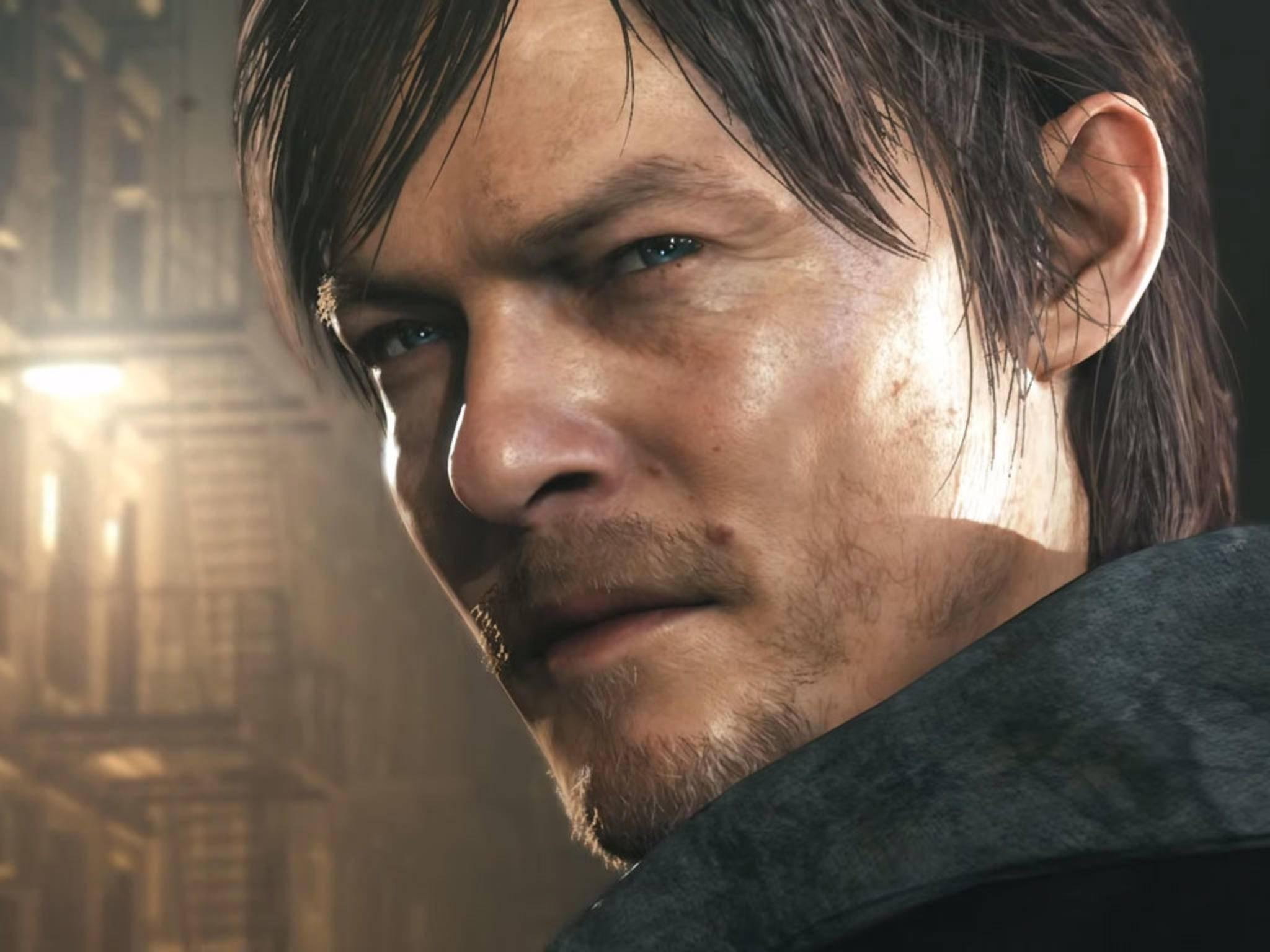 Walking-Dead-Star Norman Reedus sollte der Held in Silent Hills werden.