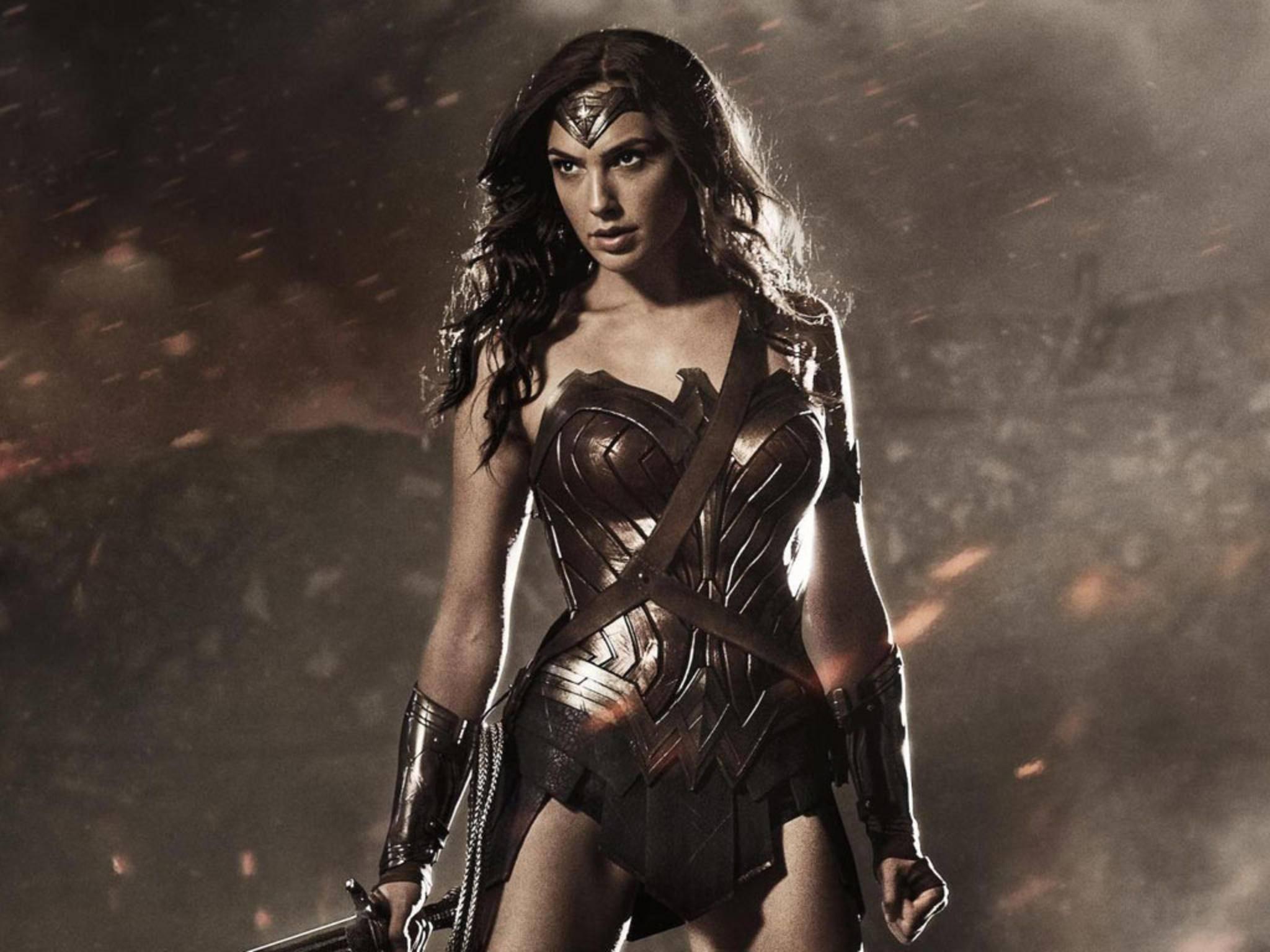 Erst 2017 soll ein Film über Wonder Woman in die Kinos kommen. Hauptrolle: Gal Gadot.