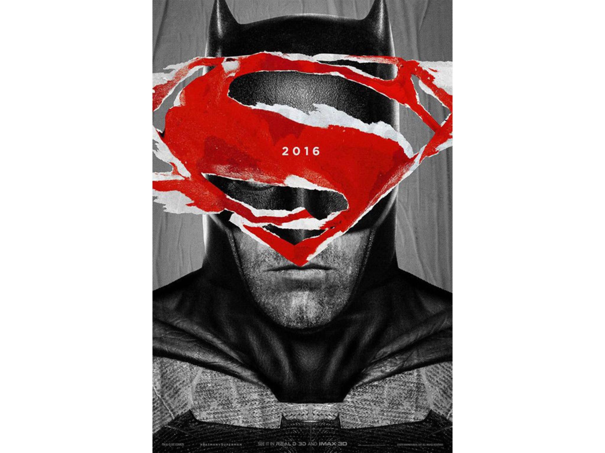 Batman wird von Ben Affleck gespielt.