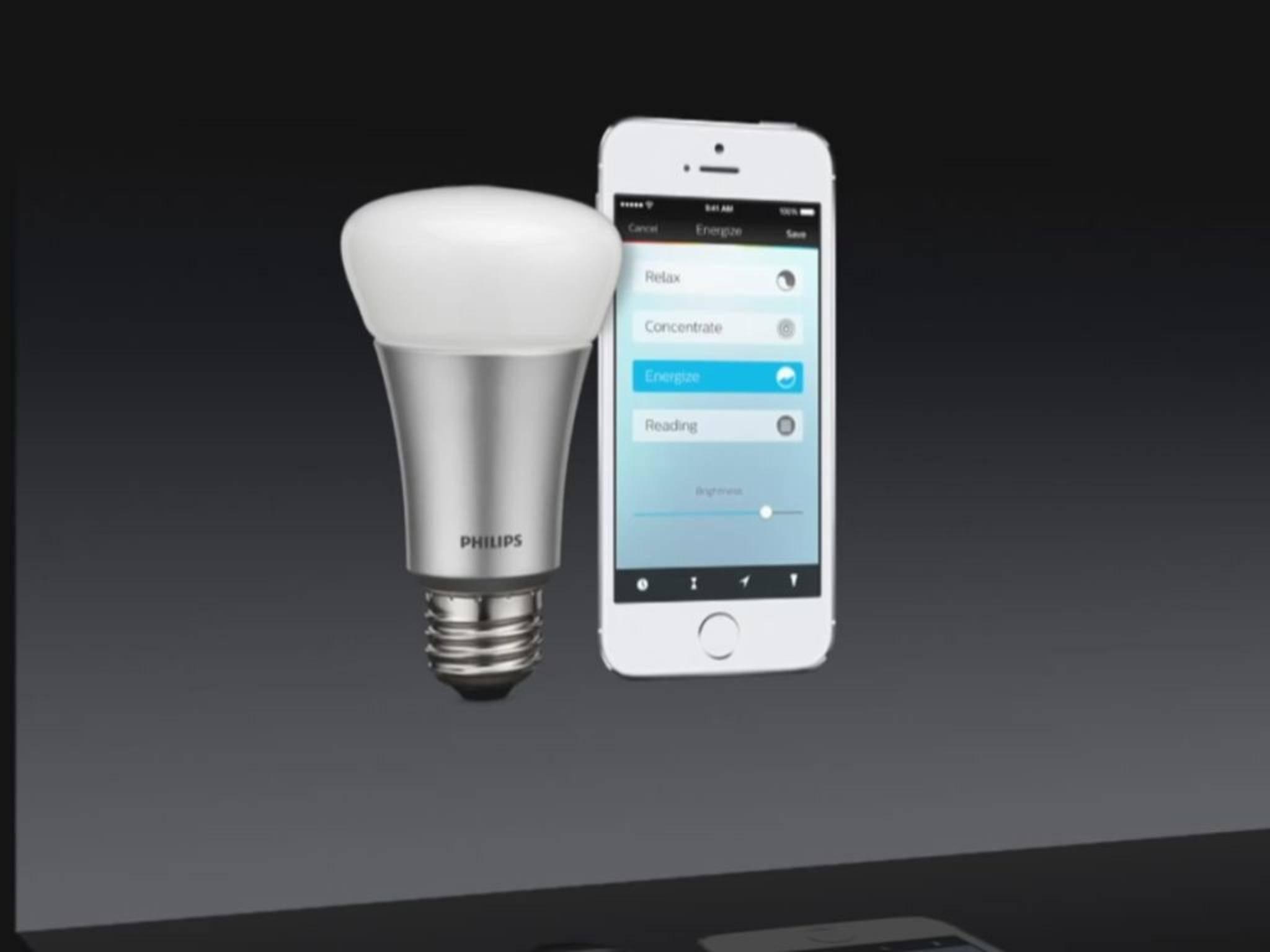Noch vor dem WWDC 2015 könnten die ersten HomeKit-Produkte kommen.