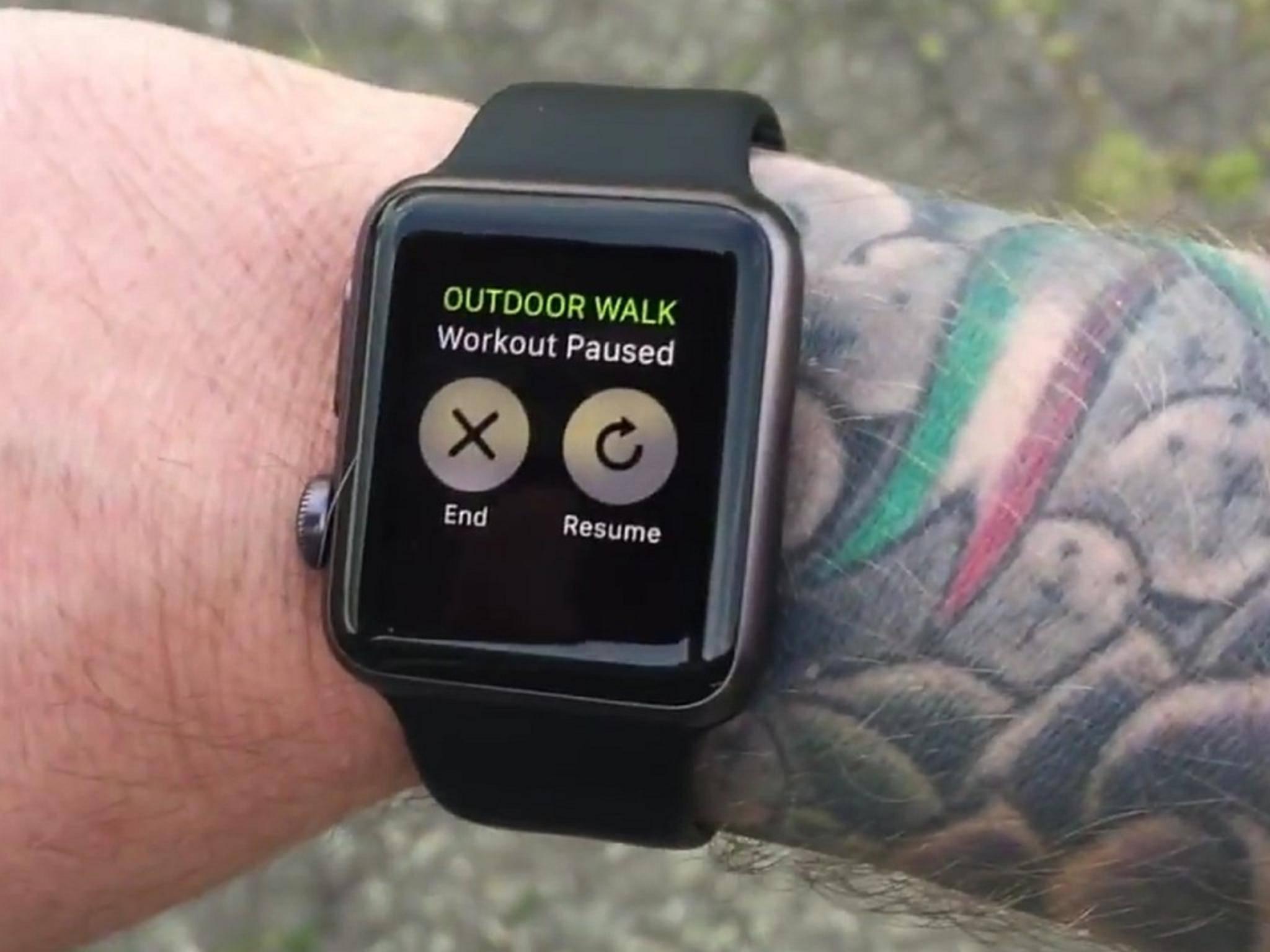Nicht nur Tätowierte berichten bereits von Problemen mit der Apple Watch.