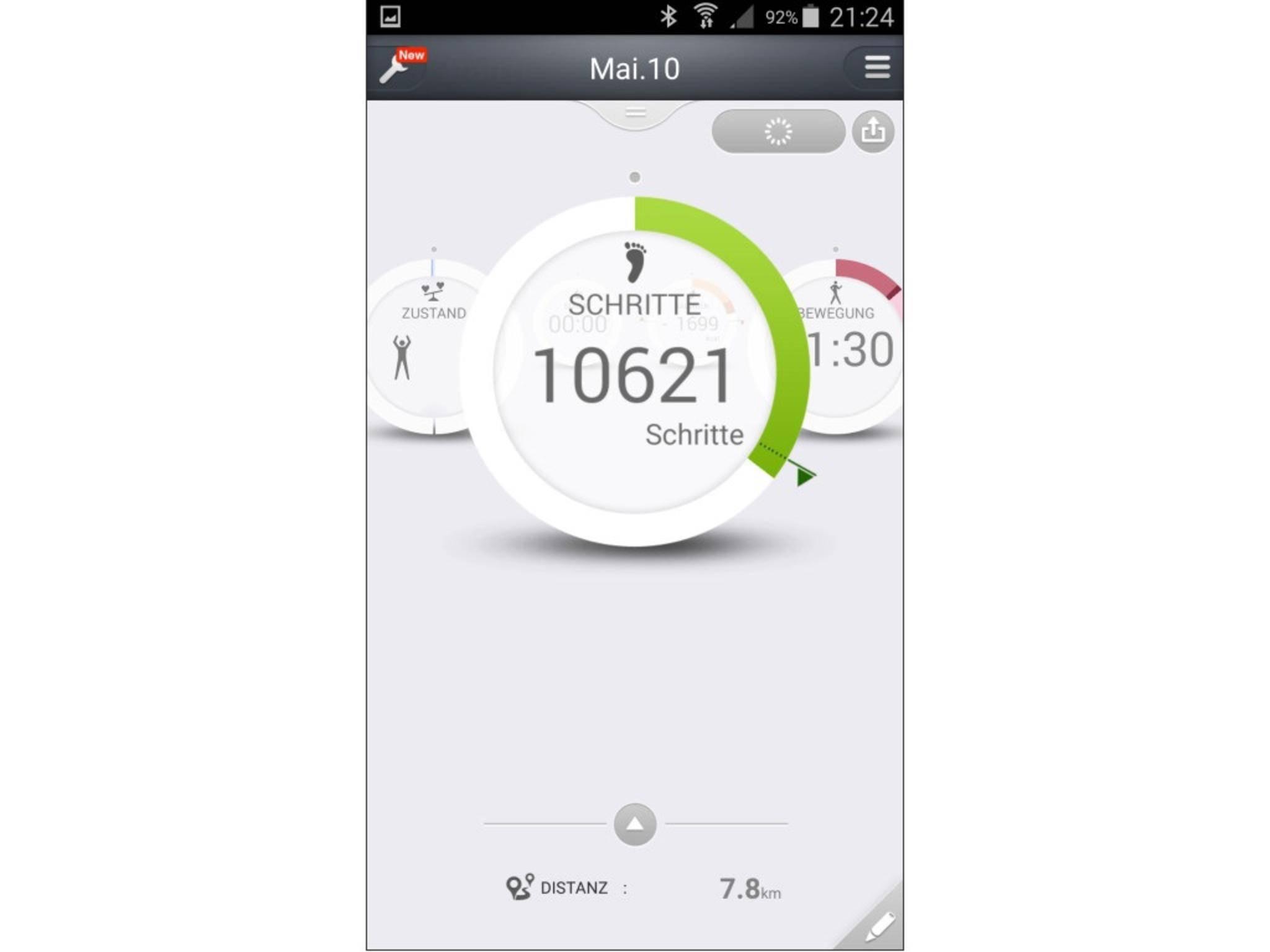 Epson Pulsense View App 1