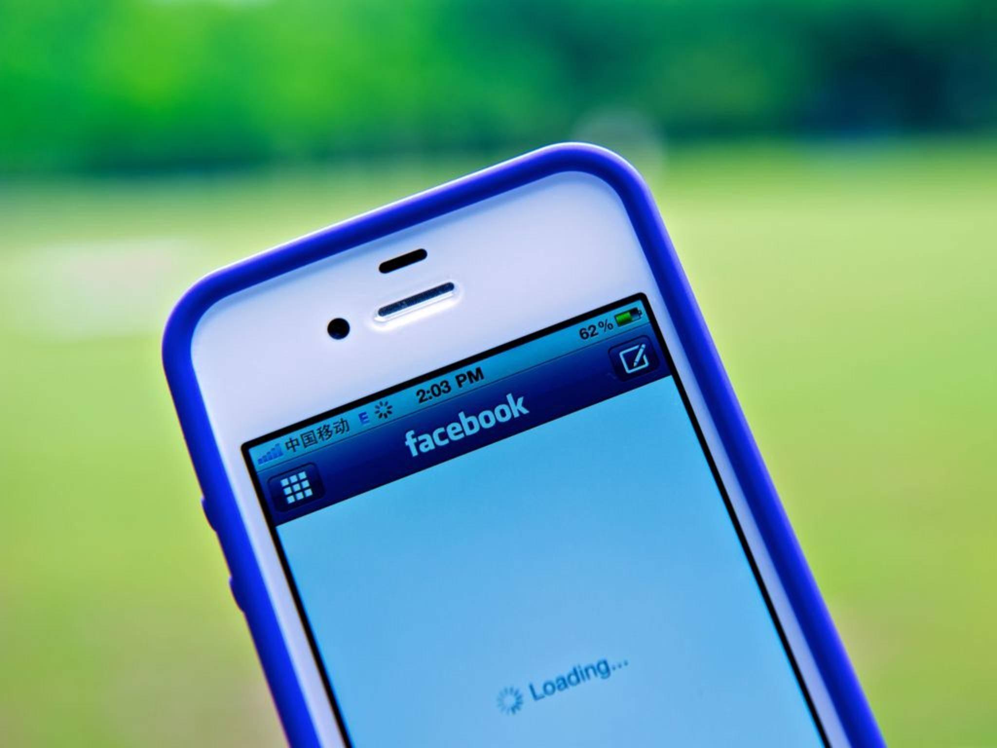 Facebook lädt viel und gern im Hintergrund - auch auf dem iPhone.