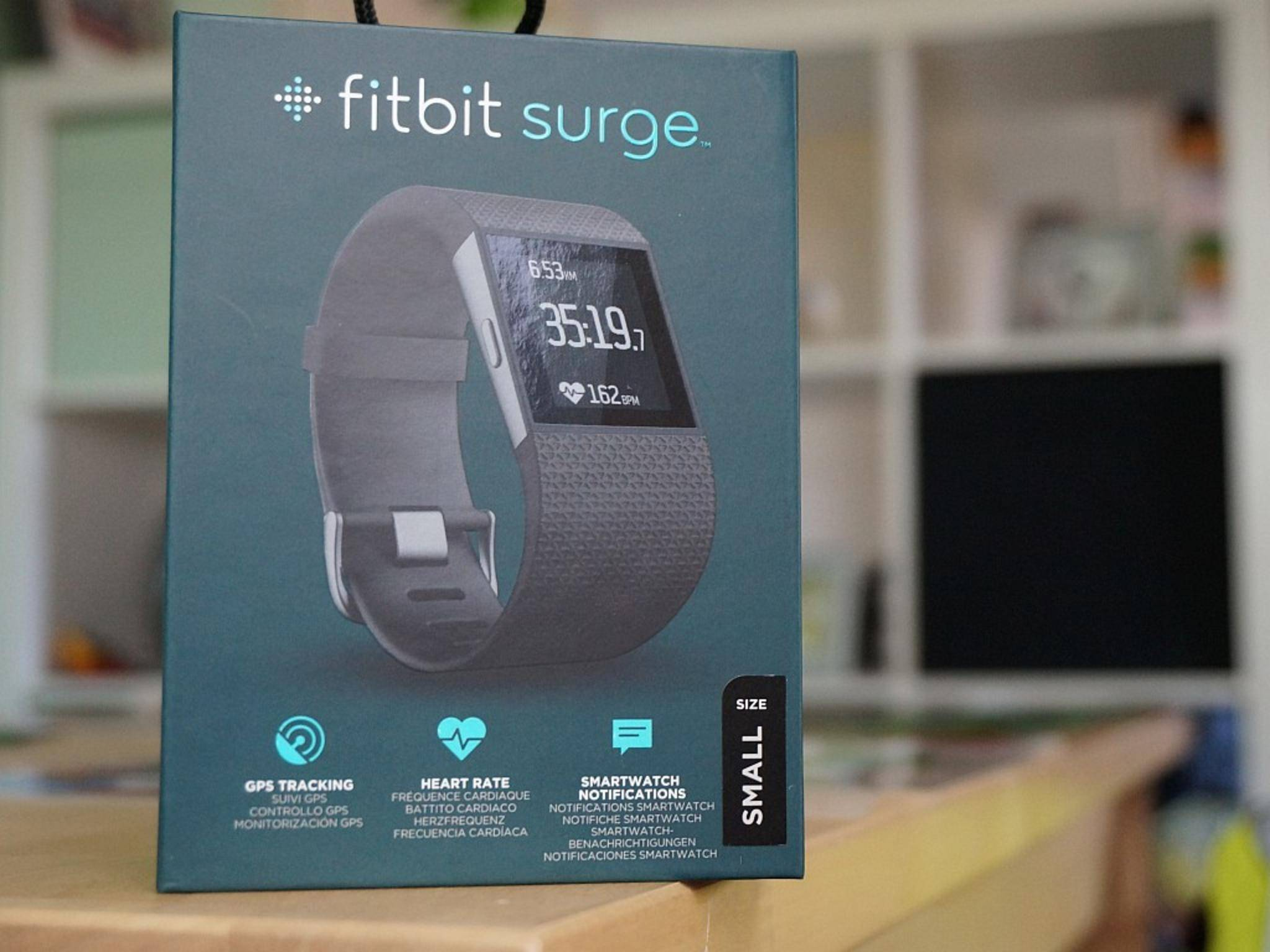 Fitbit Surge 1