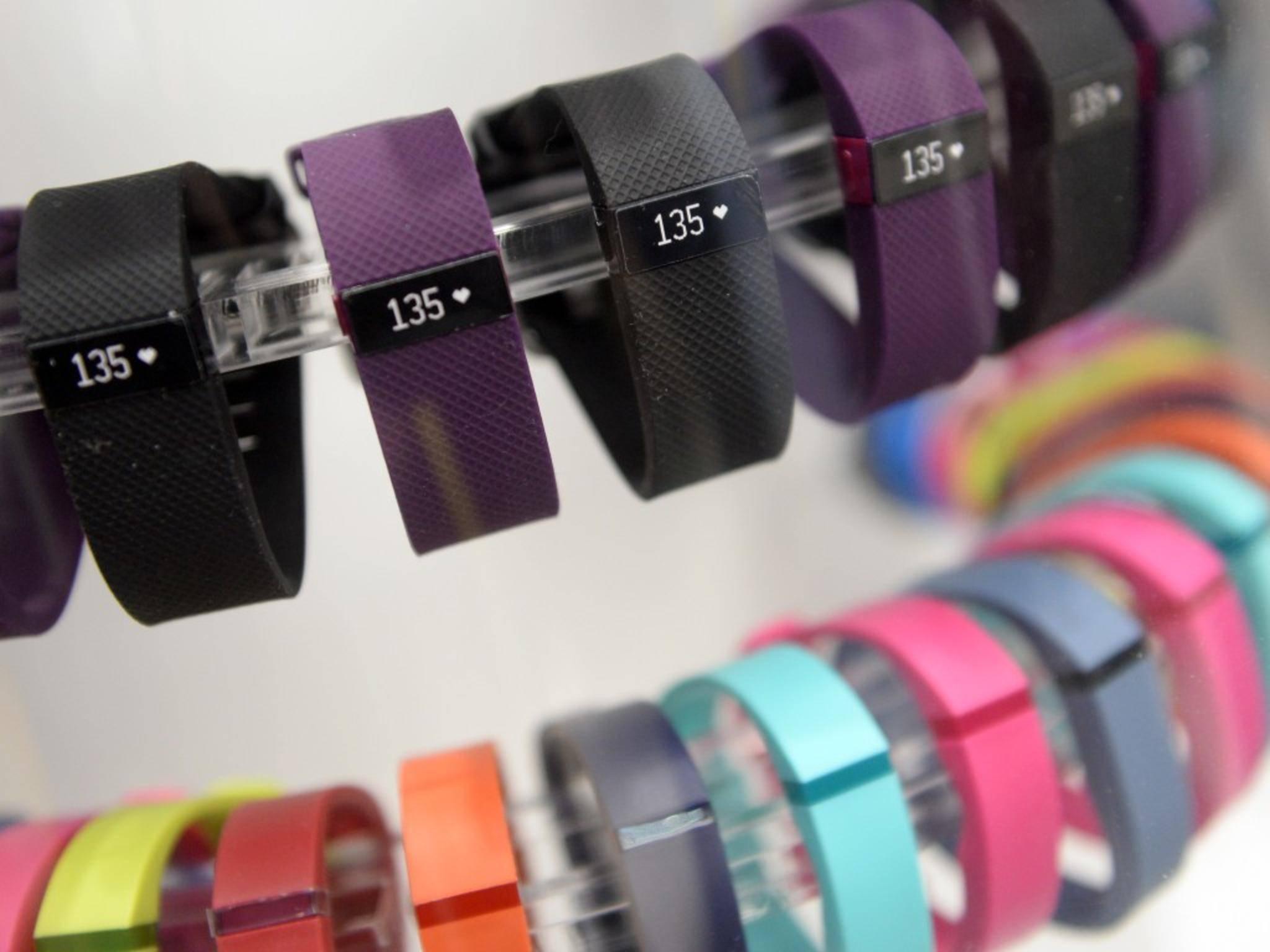 Lässt sich von der Apple Watch nicht unterkriegen: das US-Unternehmen Fitbit.