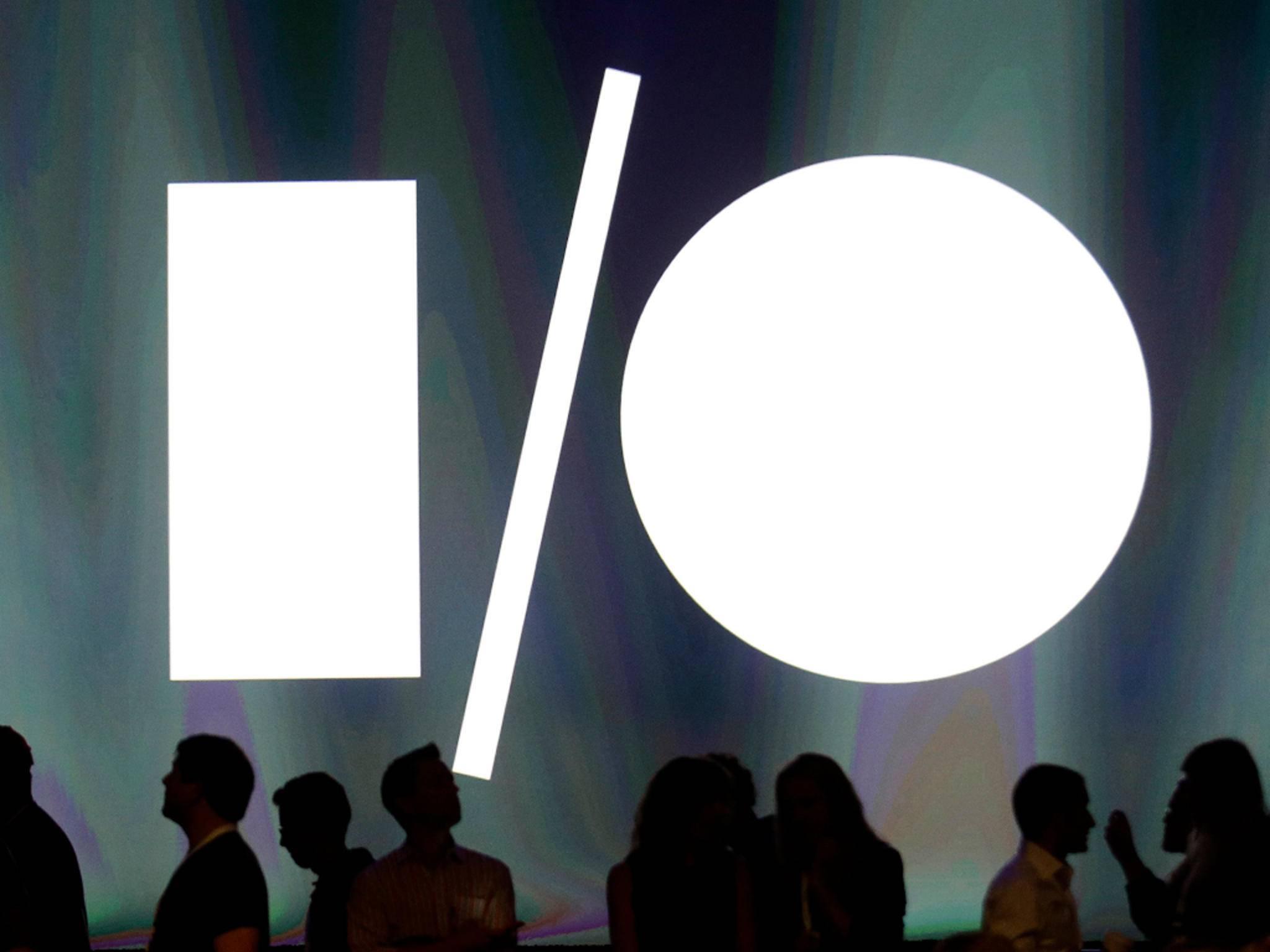 Die Google I/O 2015 findet am 28. und 29. Mai statt.