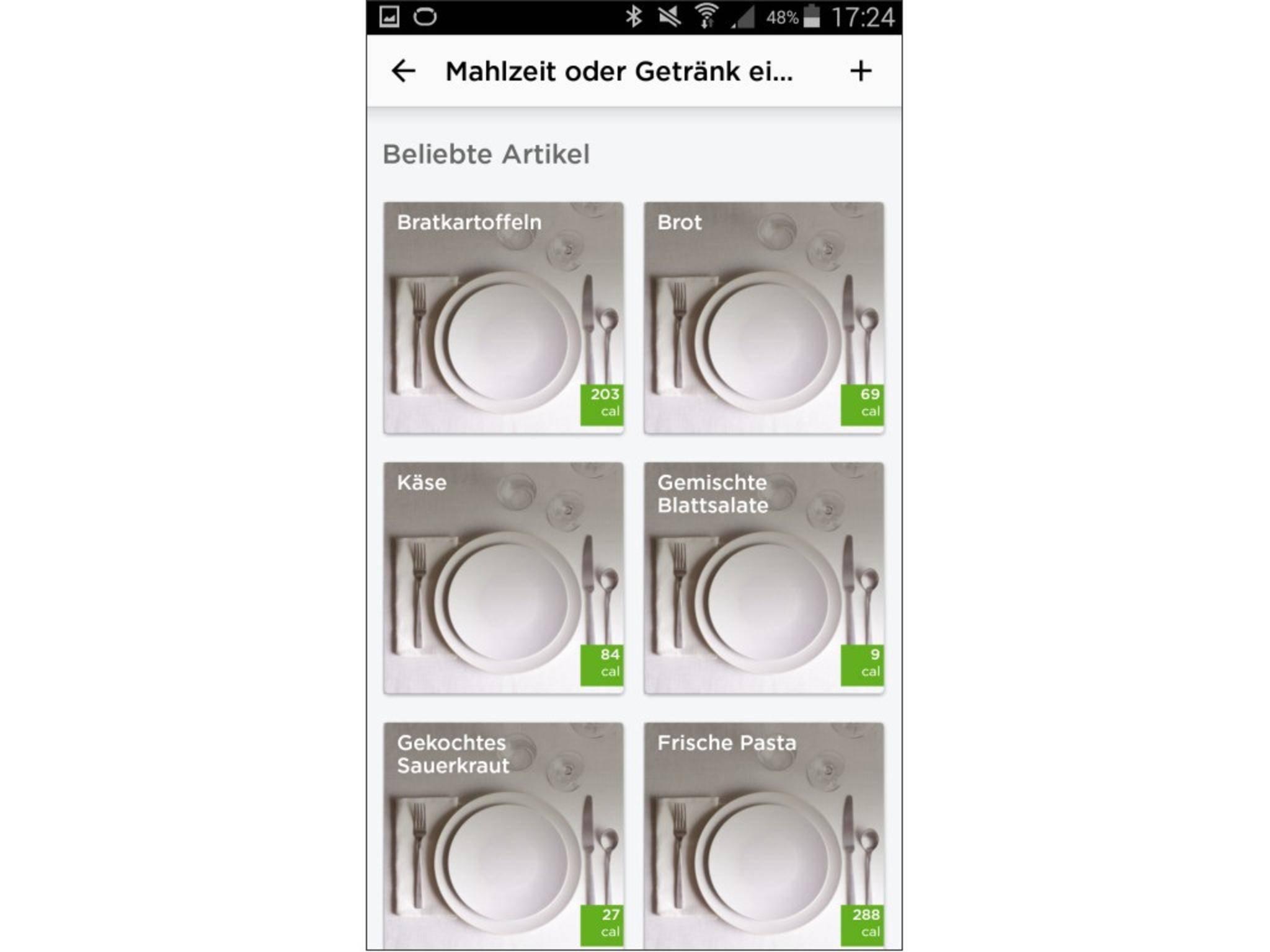 Jawbone Up 2 App Screenshot 23
