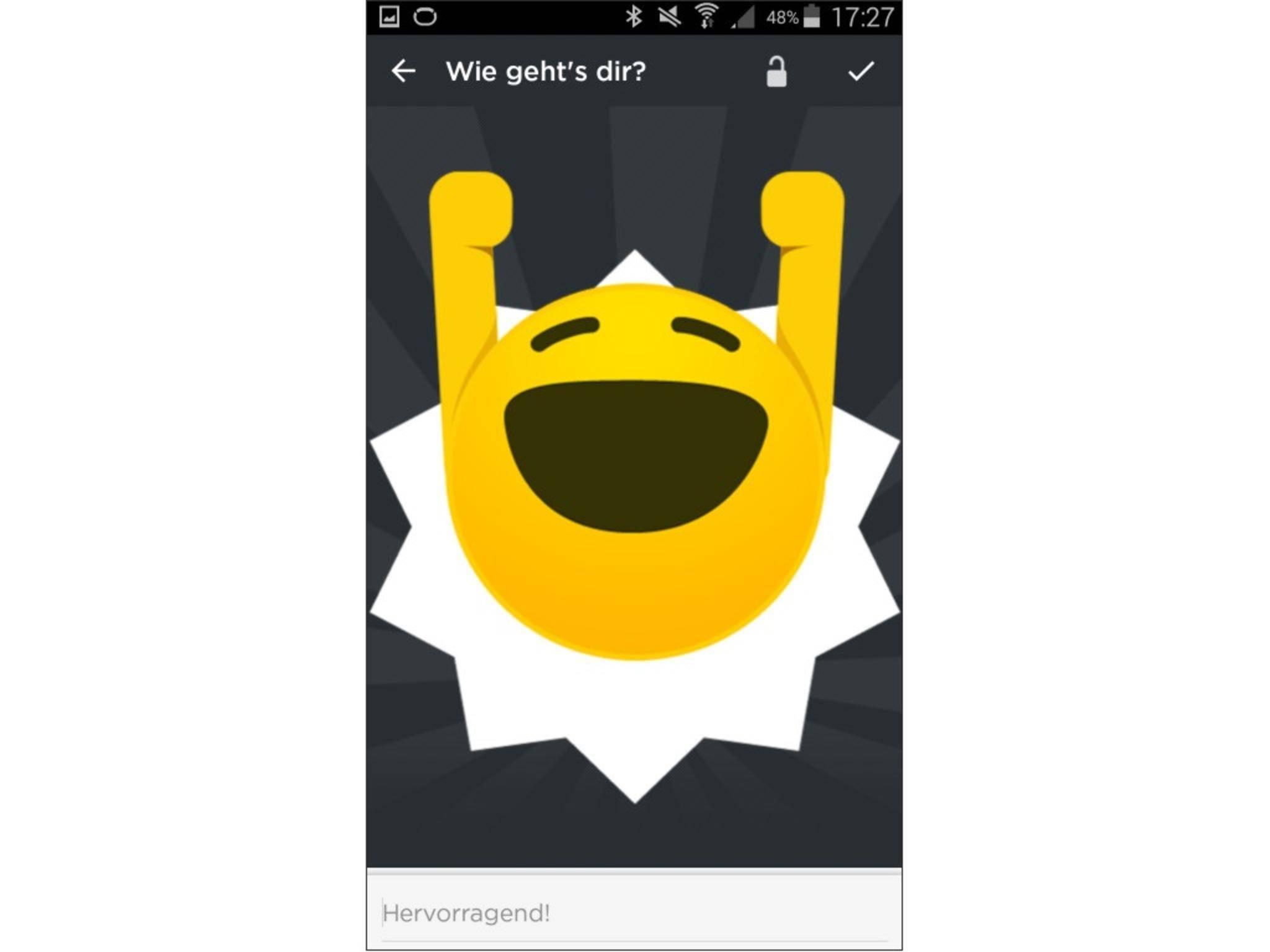 Jawbone Up 2 App Screenshot 24