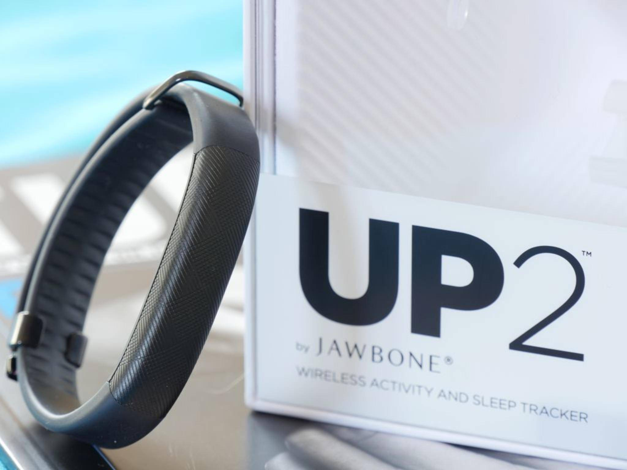 Jawbone Up2 8