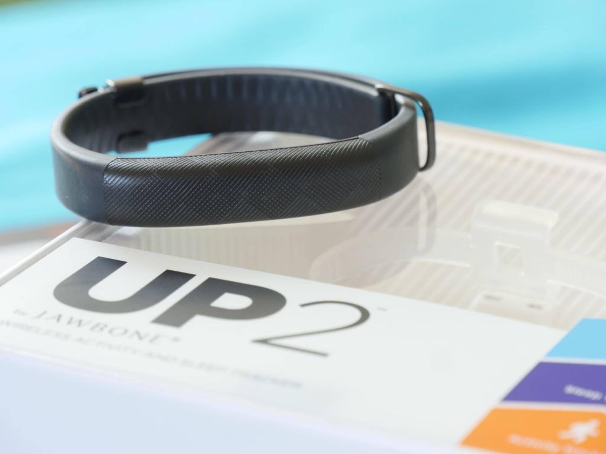 Das Jawbone Up2 kommt noch vor dem Up3 nach Deutschland.