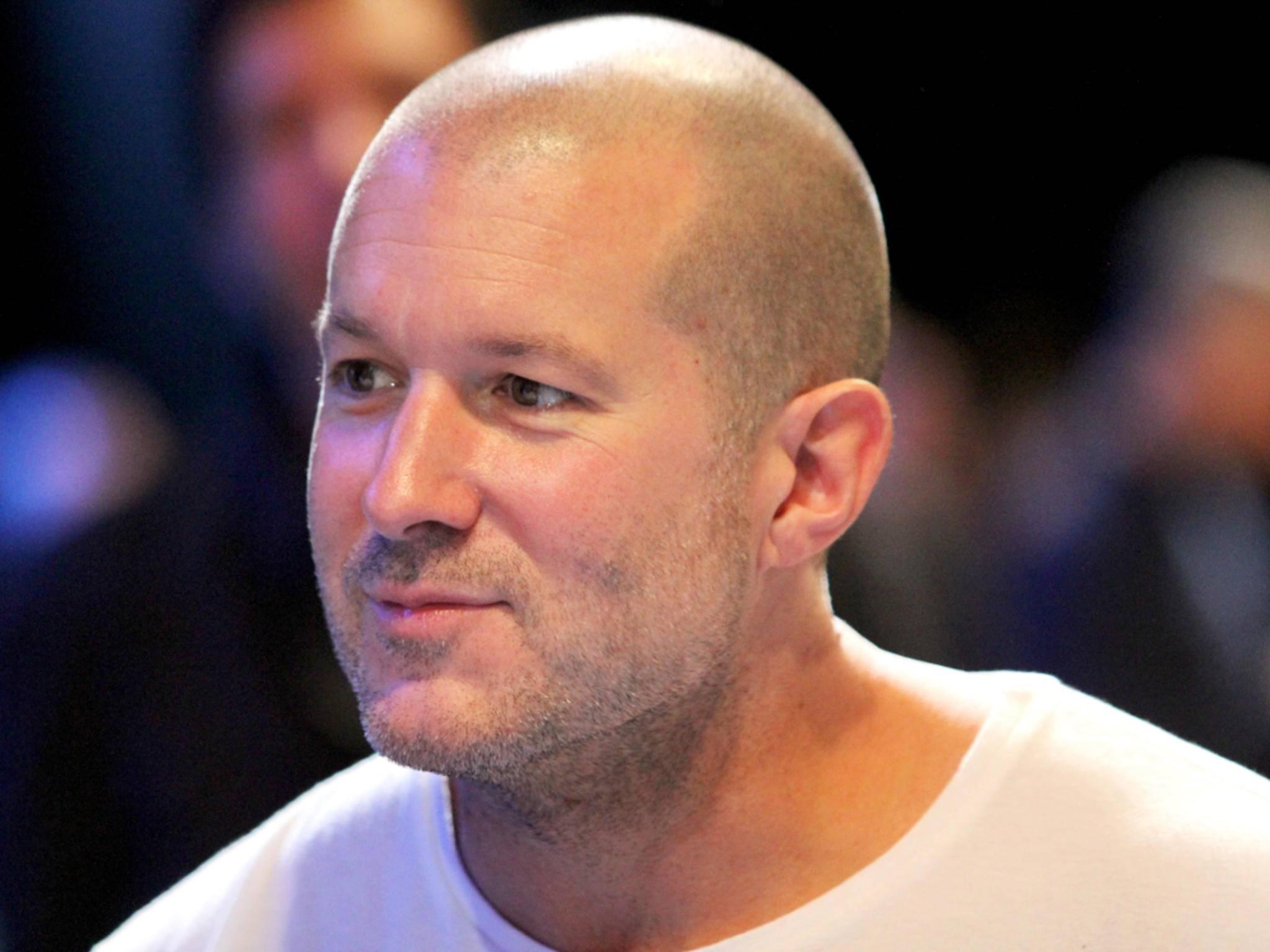 Jony Ive ist der neue Chefdesigner von Apple.