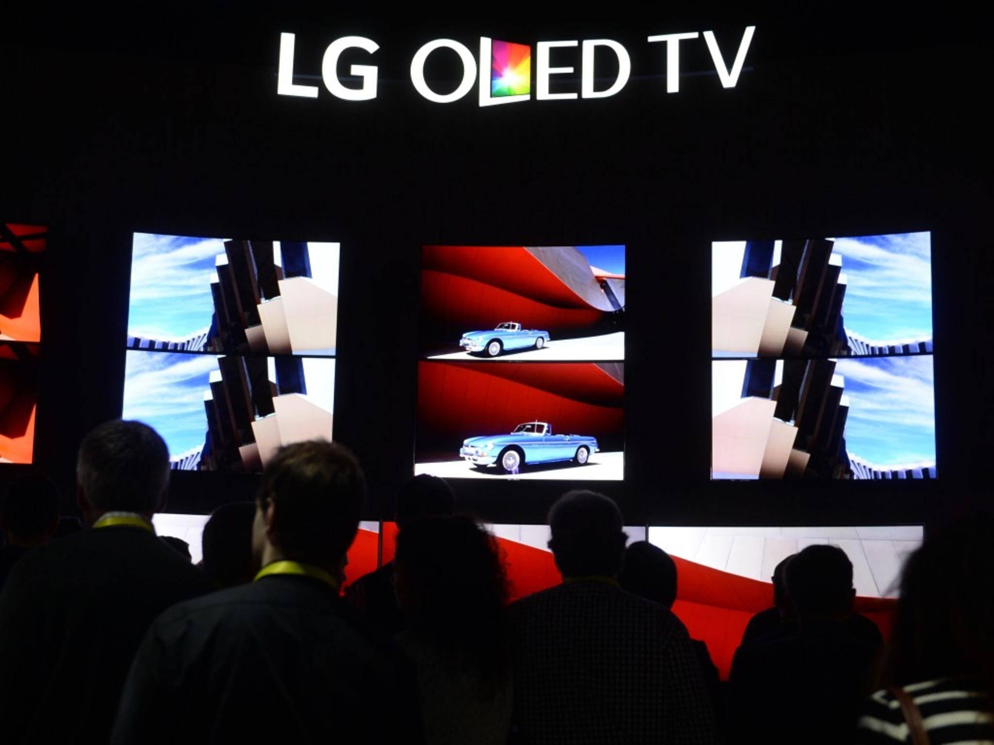 LGs neue OLED-Screens fallen noch deutlich dünner aus als die CES-Exponate.