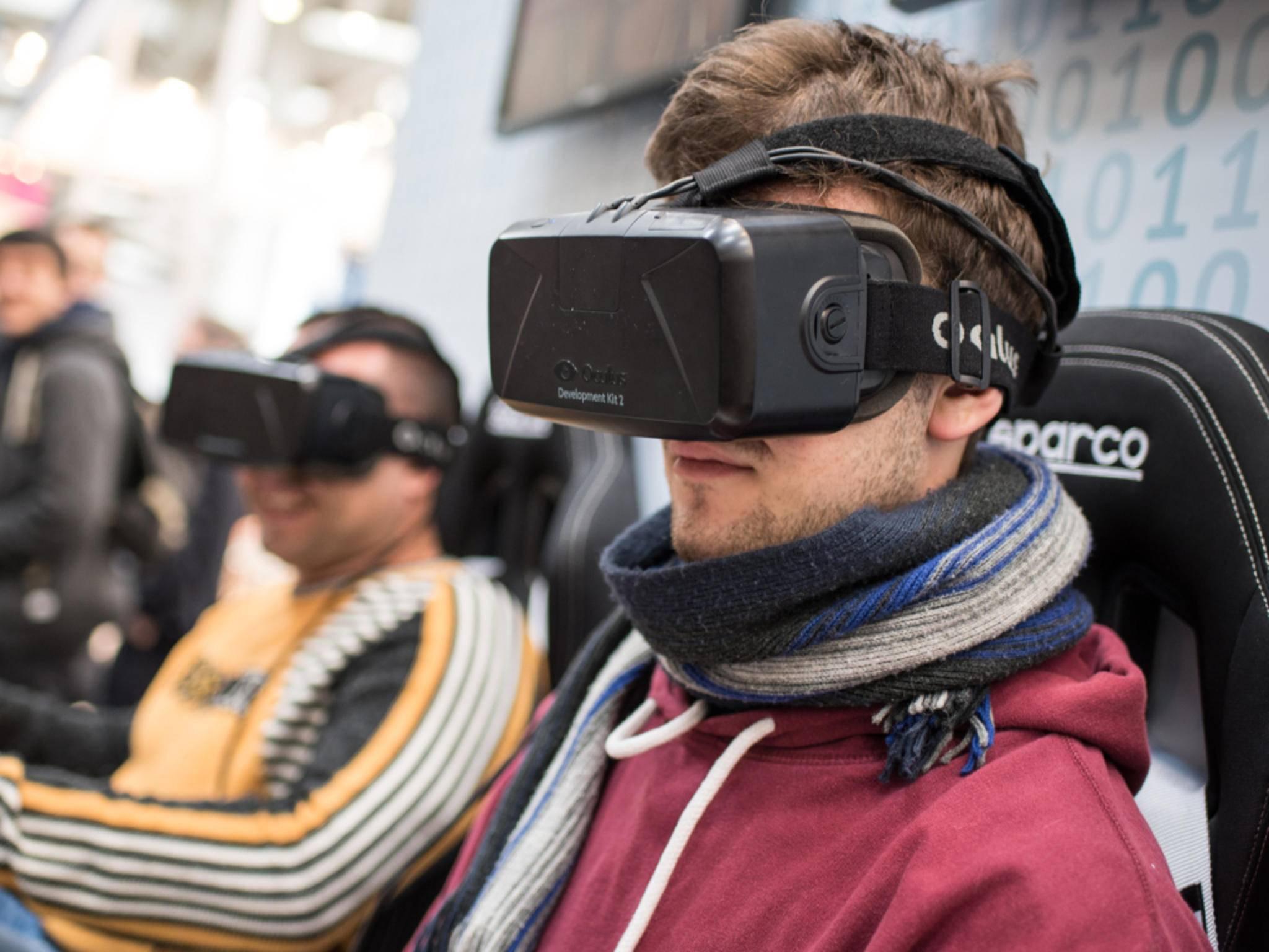 Die VR-Brille Oculus Rift kommt Anfang 2016.