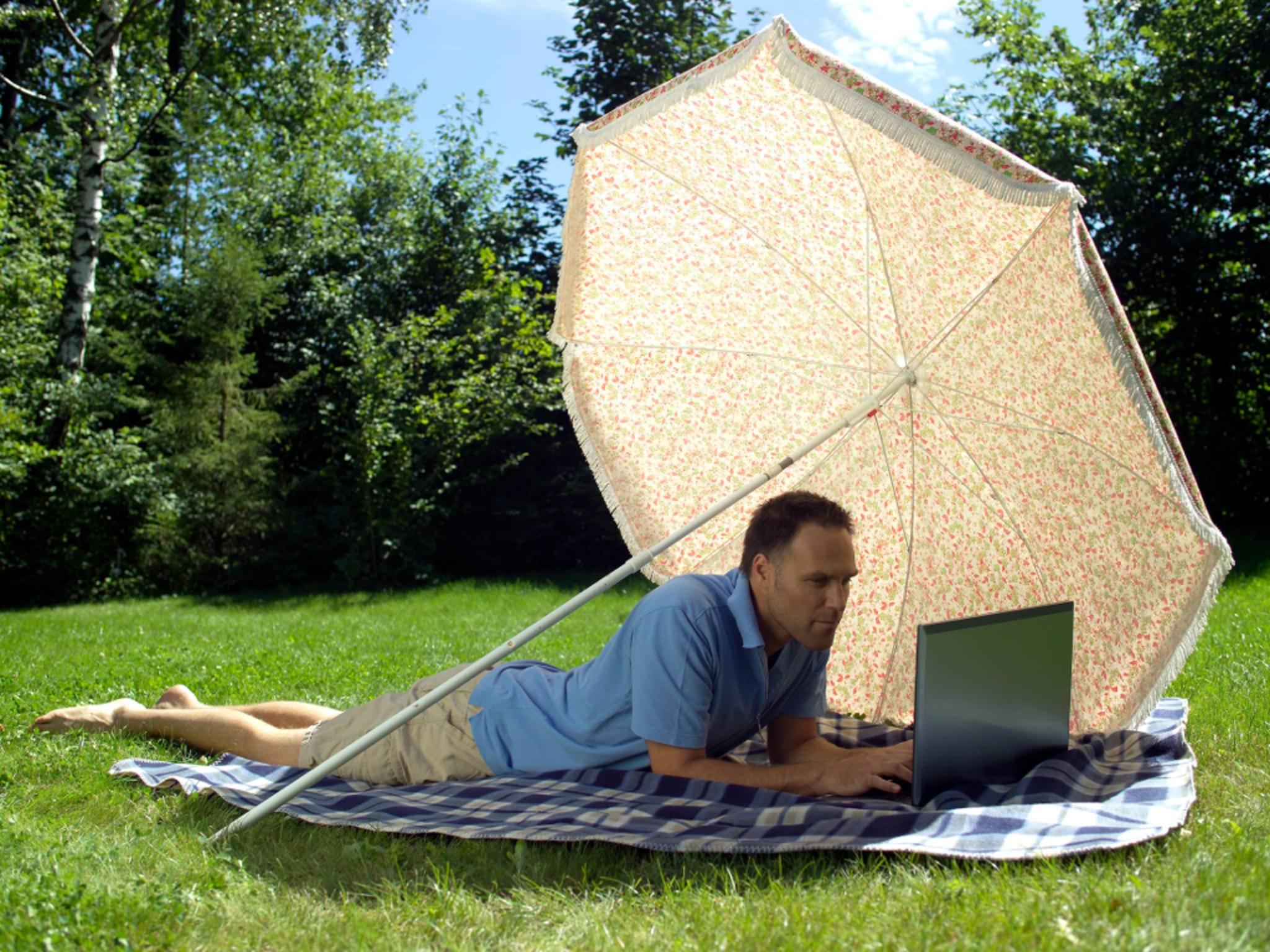 Mit einigen Tipps übersteht der Rechner auch hochsommerliche Temperaturen gut.