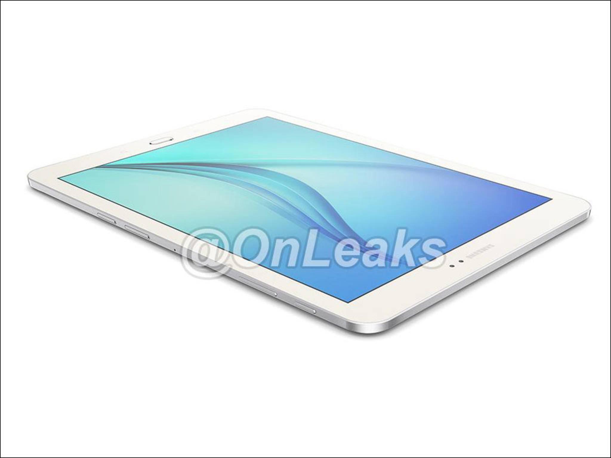 Zeigt dieses Bild das neue Samsung-Galaxy-Tab-S2? Im Juni soll das Gerät auf den Markt kommen.