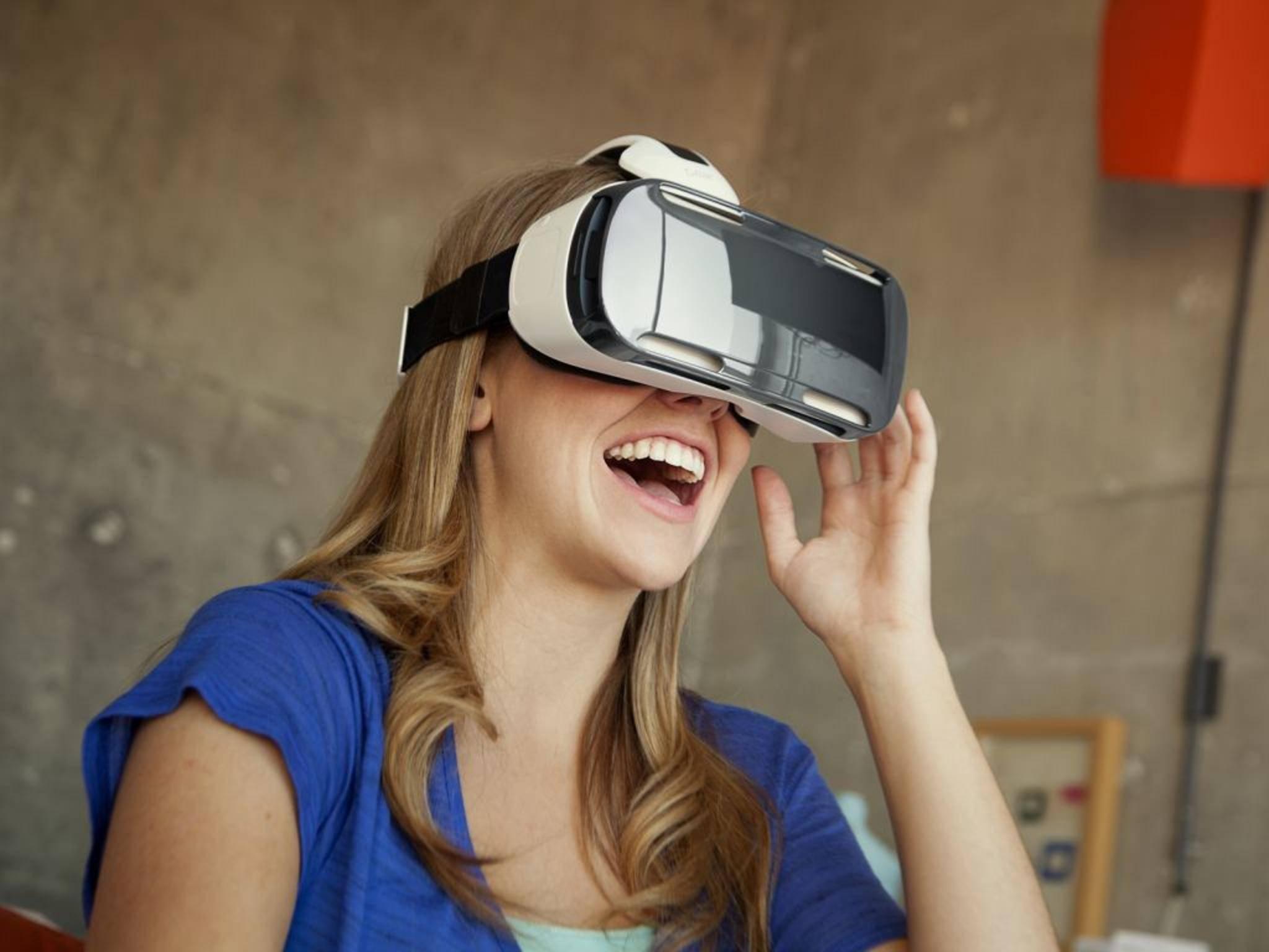 Die Samsung Gear VR soll einen eigenen Controller bekommen.