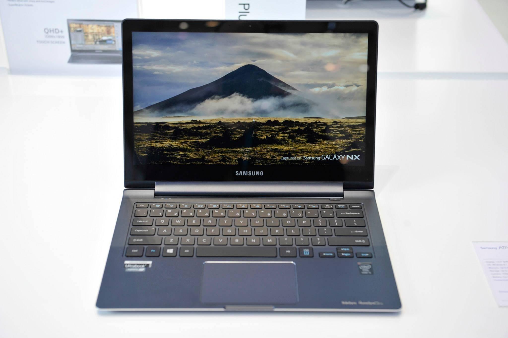 Angeblich entwickelt Samsung ein Laptop-Dock für Phablets.