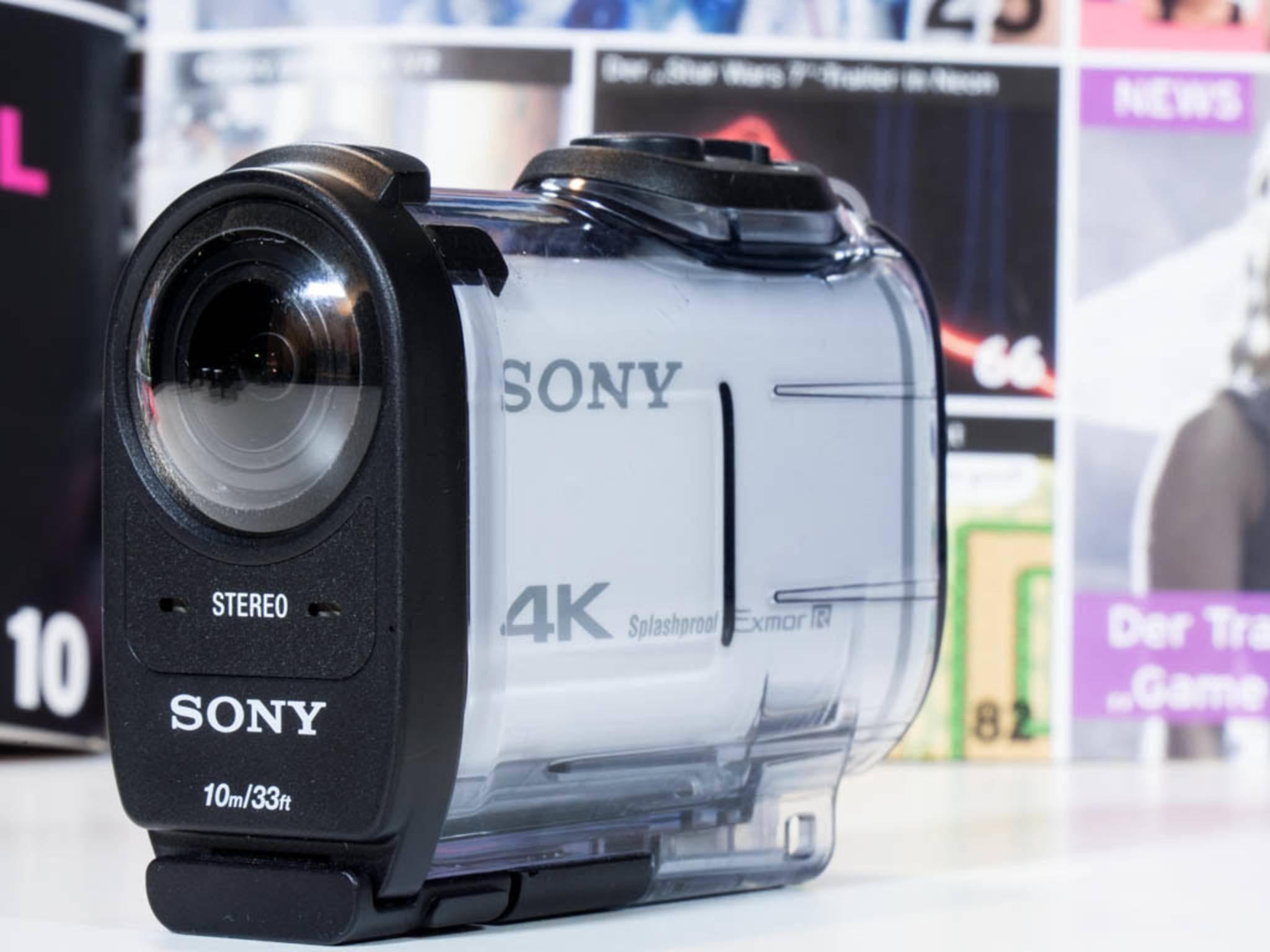 Nur sie bringt einen 4K-Videomodus mit.