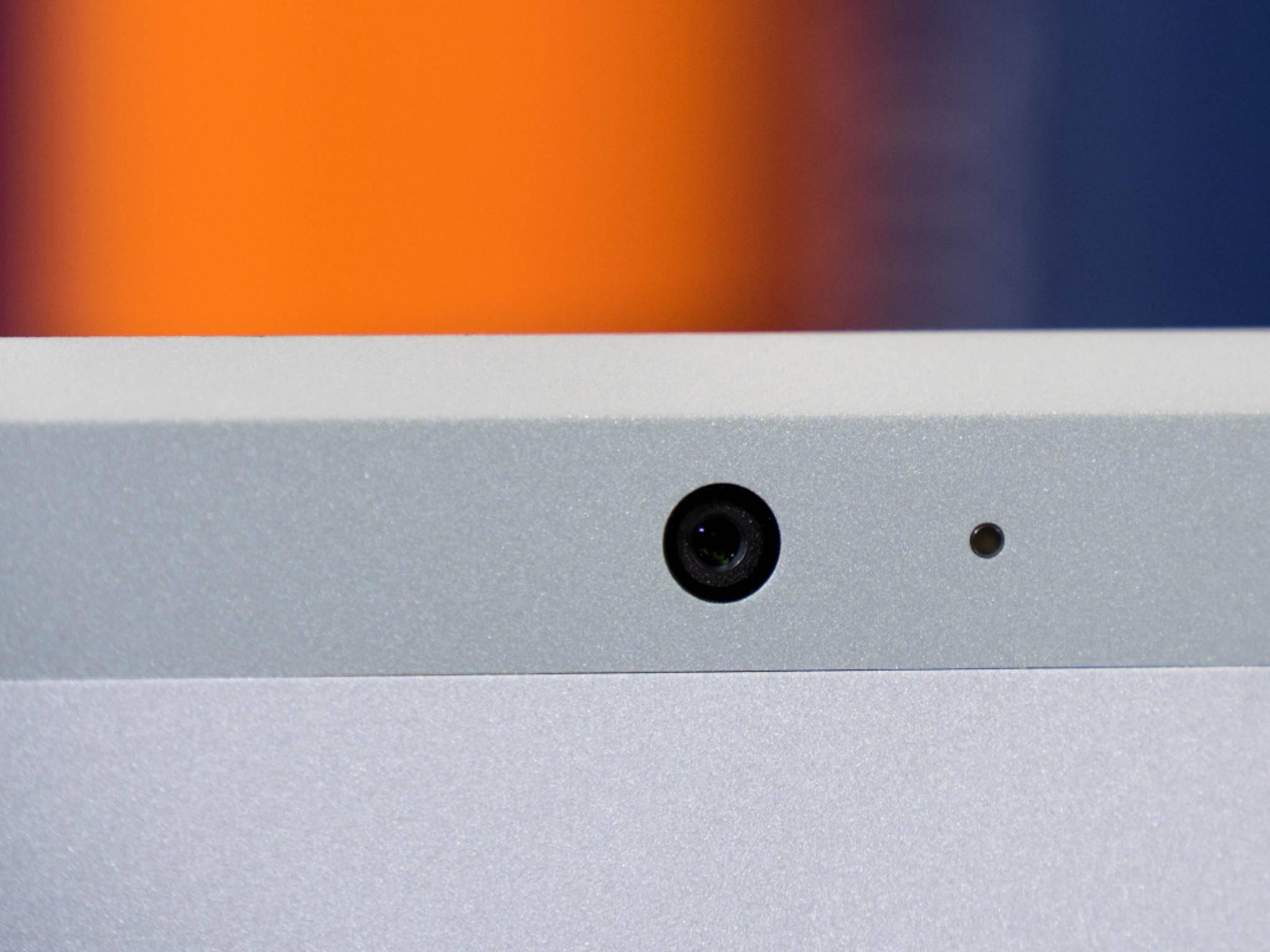 Die Rückkamera des Surface 3 ist nur guter Durchschnitt.