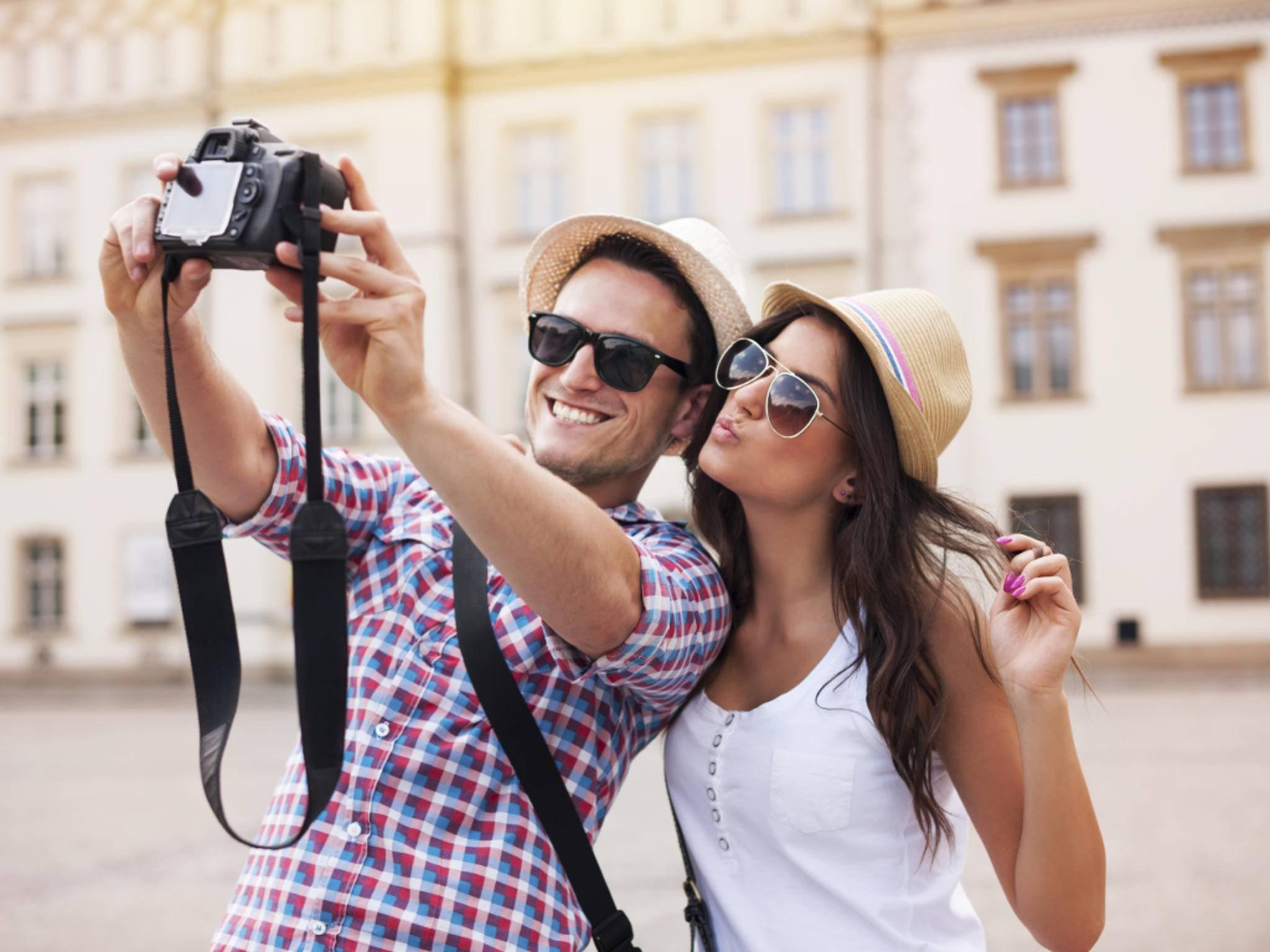 Für gute Urlaubsfotos brauchst Du das richtige Equipment.