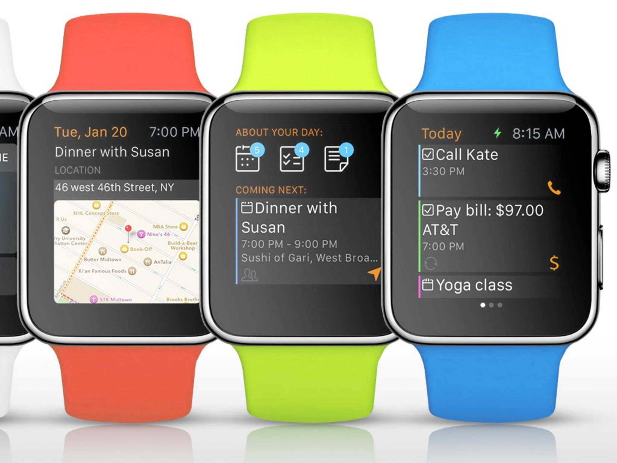 Mit GPS-Sensor könnte die Apple Watch den Ort genauer bestimmen.