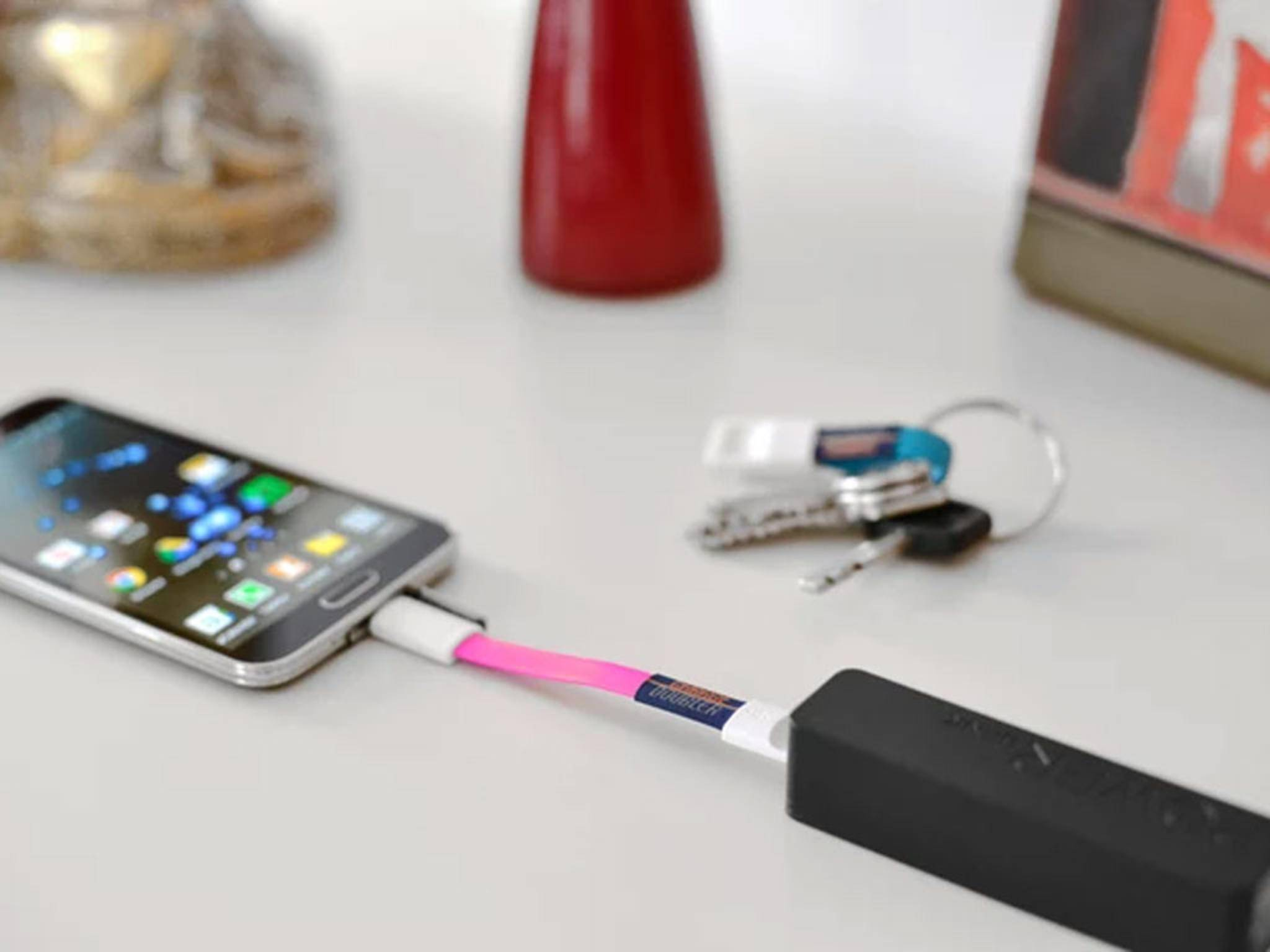 Mit dem USB Double Charger sollen sich Smartphones viel schneller laden lassen.