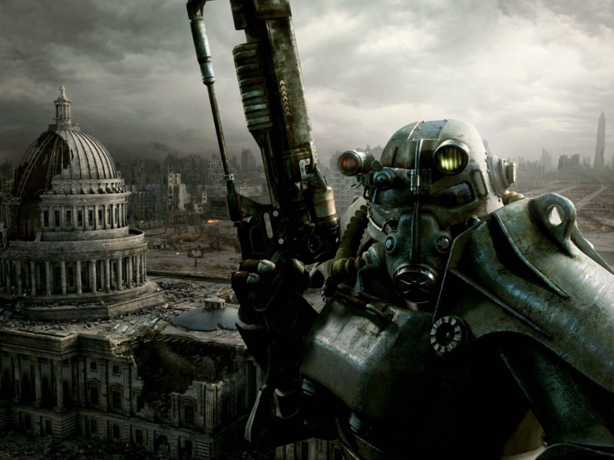 Wird Bethesda den Nachfolger von Fallout 3 und Fallout: New Vegas auf der E3 präsentieren?