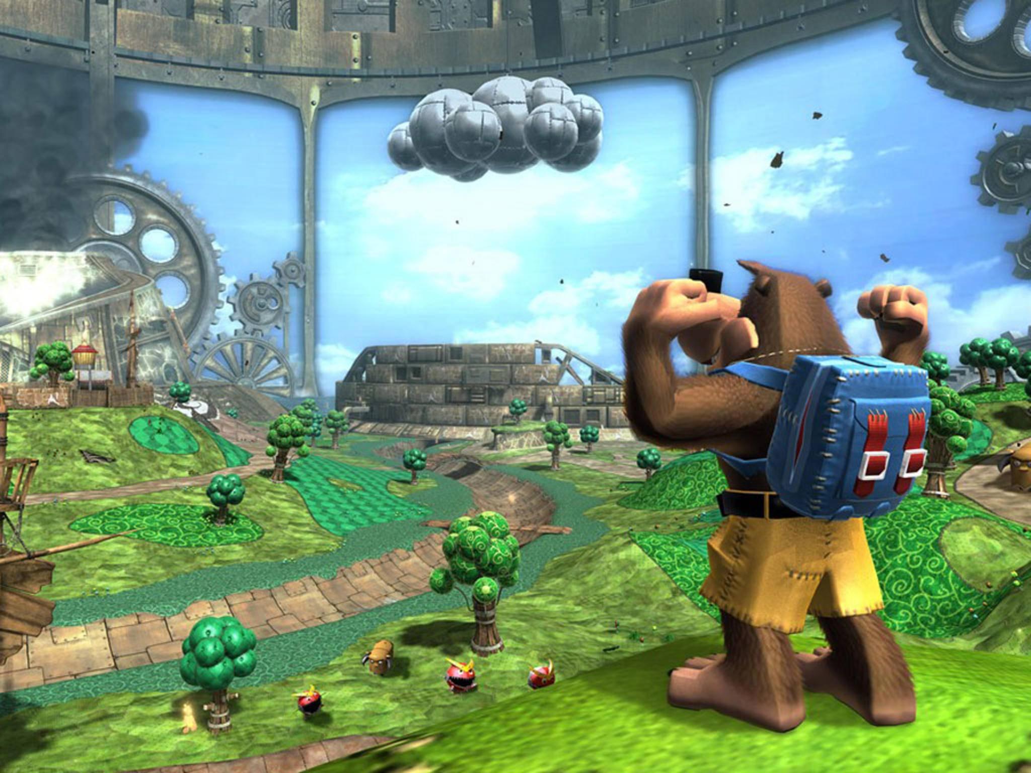 """""""Banjo-Kazooie: Schraube Locker"""" war das letzte richtig erfolgreiche eigene Spiel von Rare."""