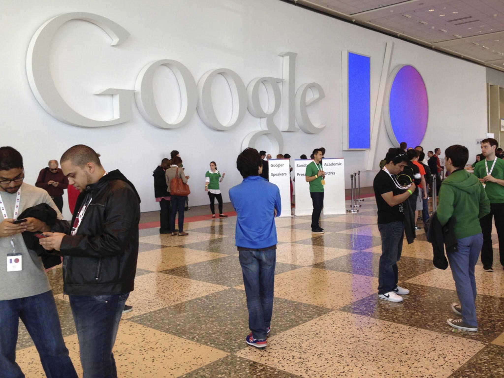 Die Google I/O findet in diesem Jahr vom 18. bis 20. Mai statt.