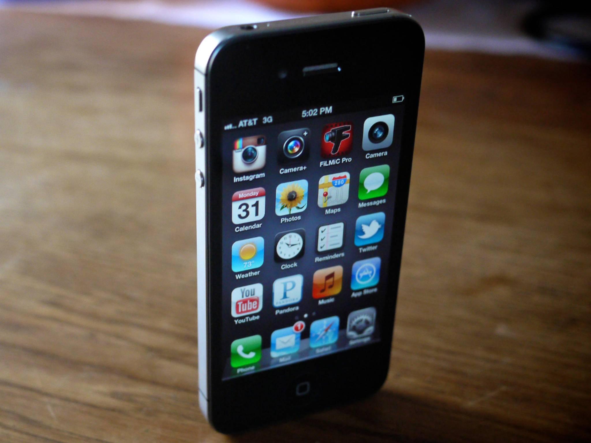 Ist das iPhone 4s ein Opfer von iOS 9?