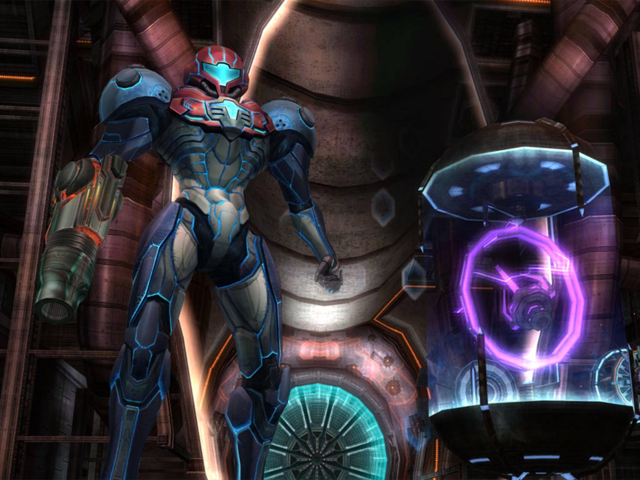 Metroid Prime für Wii U: Es wird Zeit, etwas drüber zu erfahren,