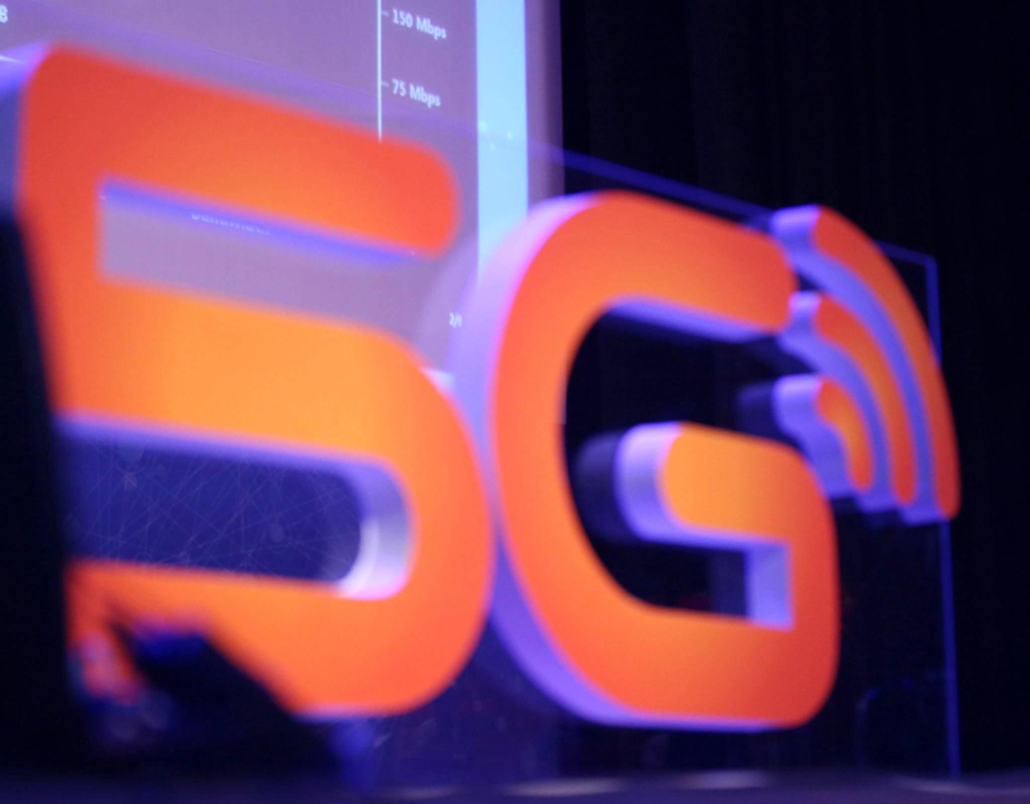 5G soll 20 Mal schneller als 4G werden.