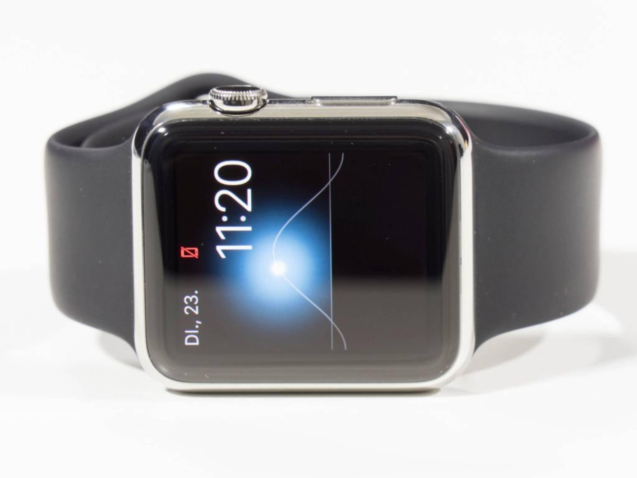 Die Apple Watch: Für das Nachfolgemodell sucht Apple weitere Produzenten.
