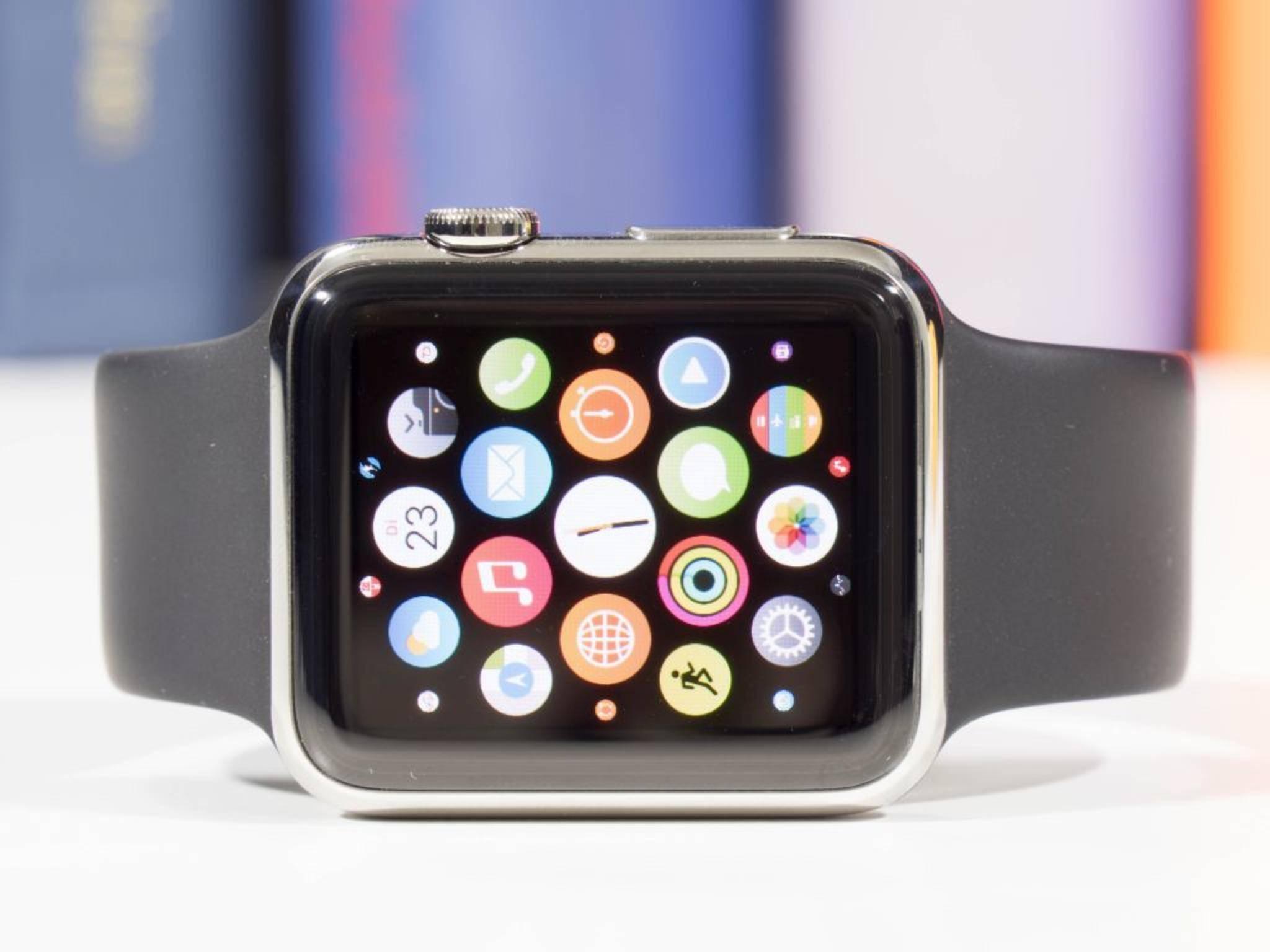 Die Apple Watch war im Weihnachtsgeschäft kein Kassenschlager.