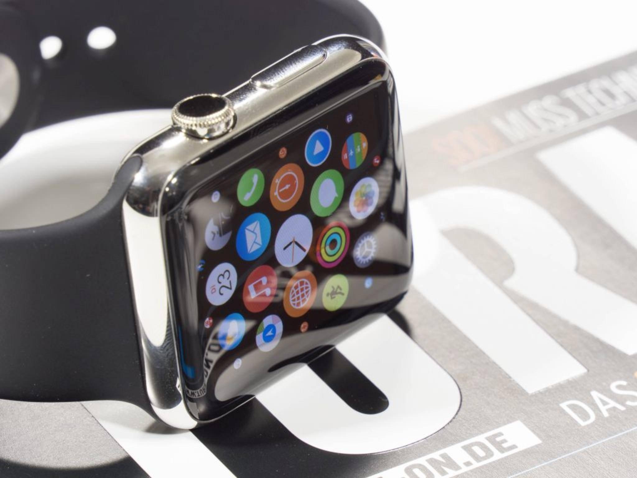 Die Apple Watch hat eine neue Internet-Seite bekommen.