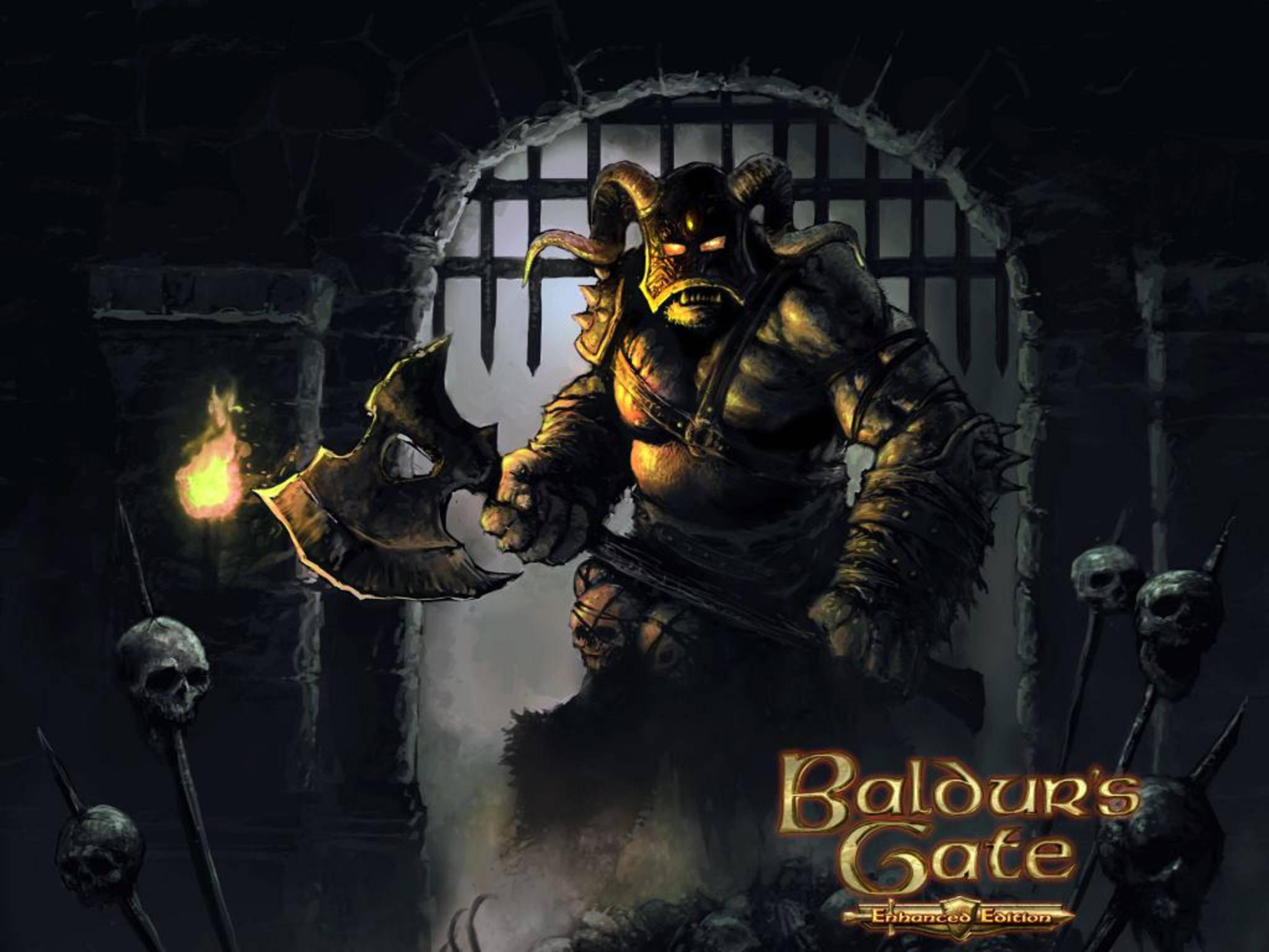 """Bereits mit """"Baldur's Gate Enhanced Edition"""" konnte Beamdog erste Erfahrungen sammeln."""
