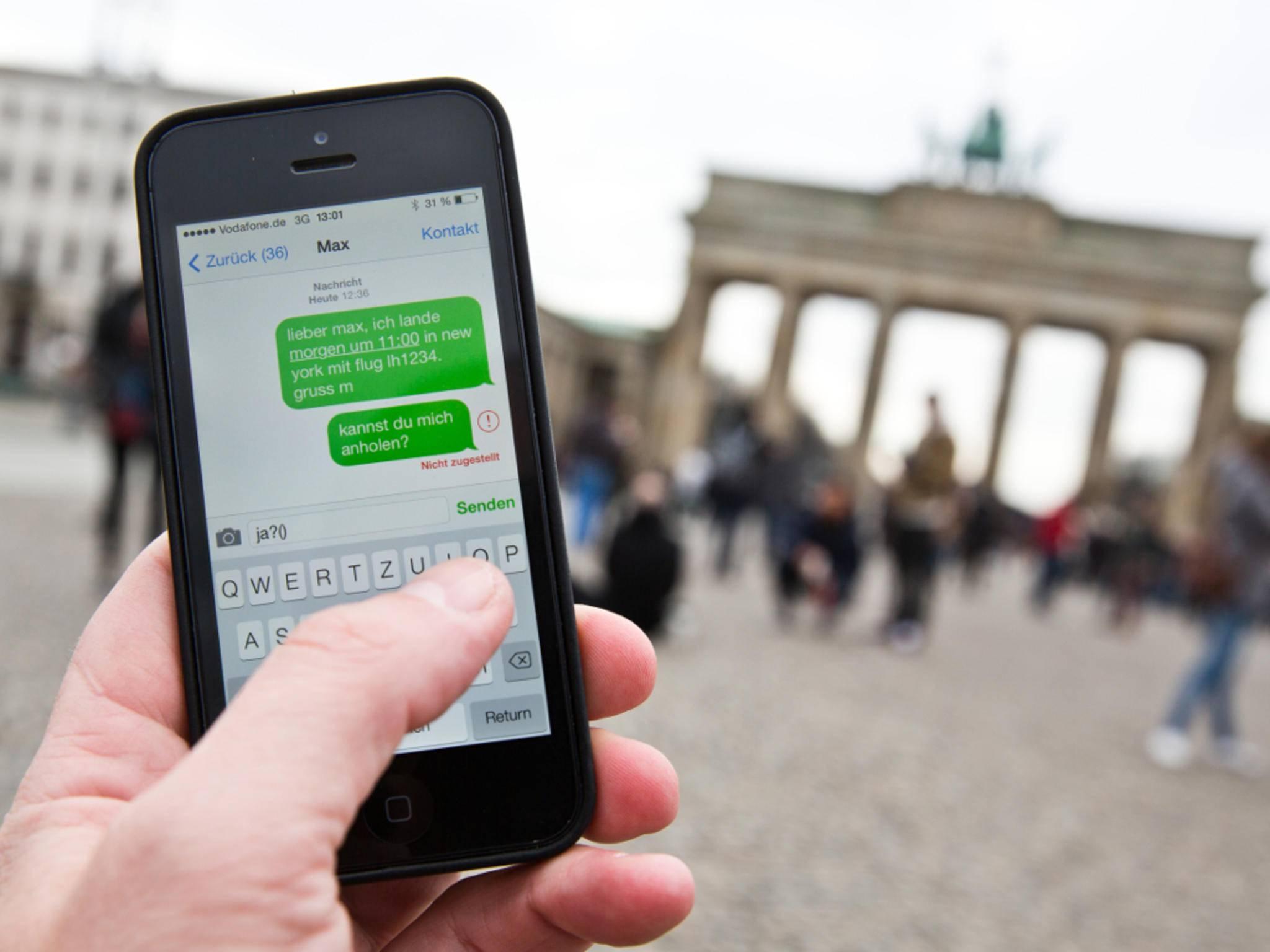 Mit der passenden Reiseführer-App findest Du schnell das Brandenburger Tor in Berlin.