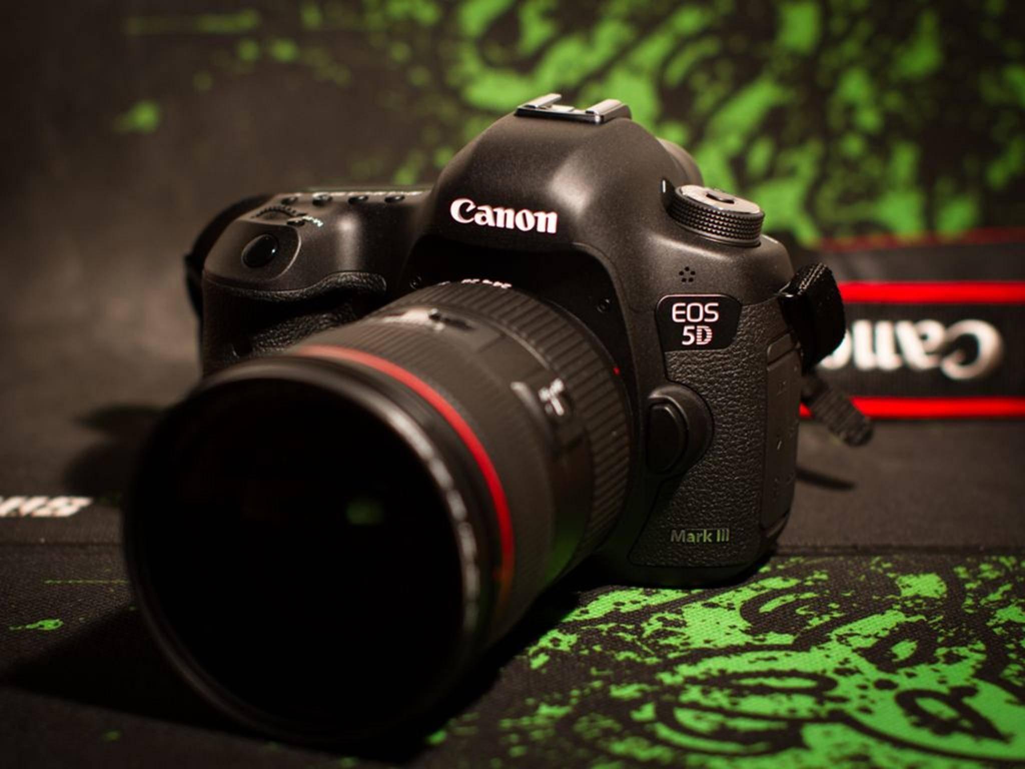 Besonders sehnsüchtig erwartet: der Nachfolger der Canon EOS 5D Mark III.