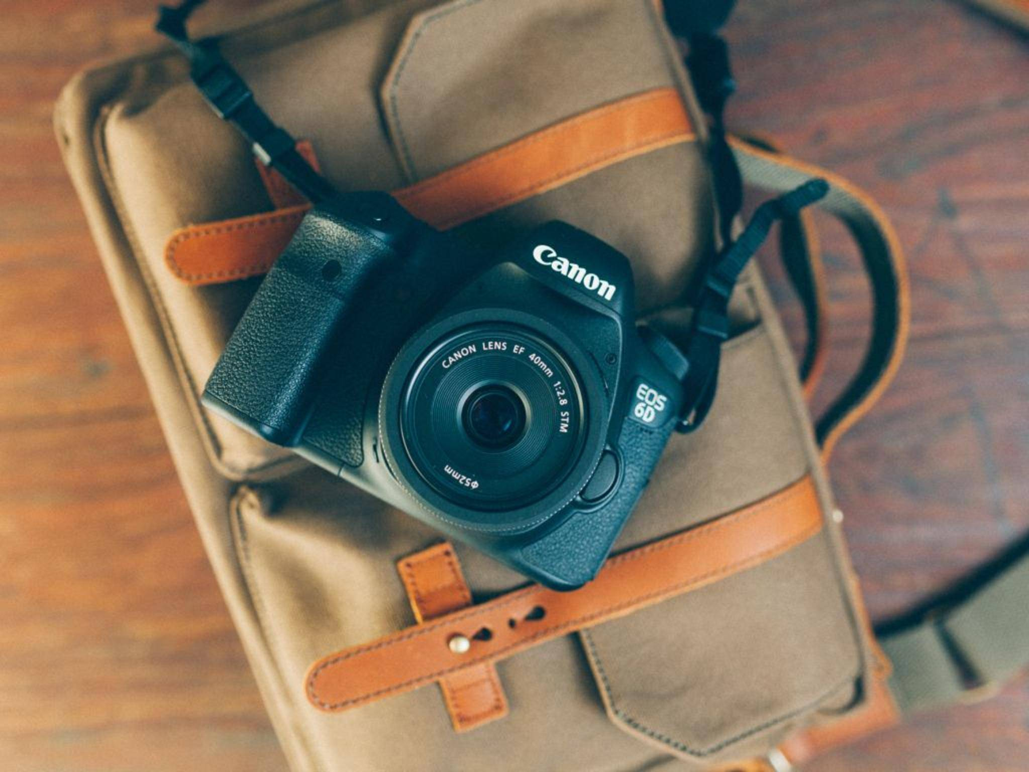 Die kommende EOS 6D will Canon angeblich etwas höher positionieren.
