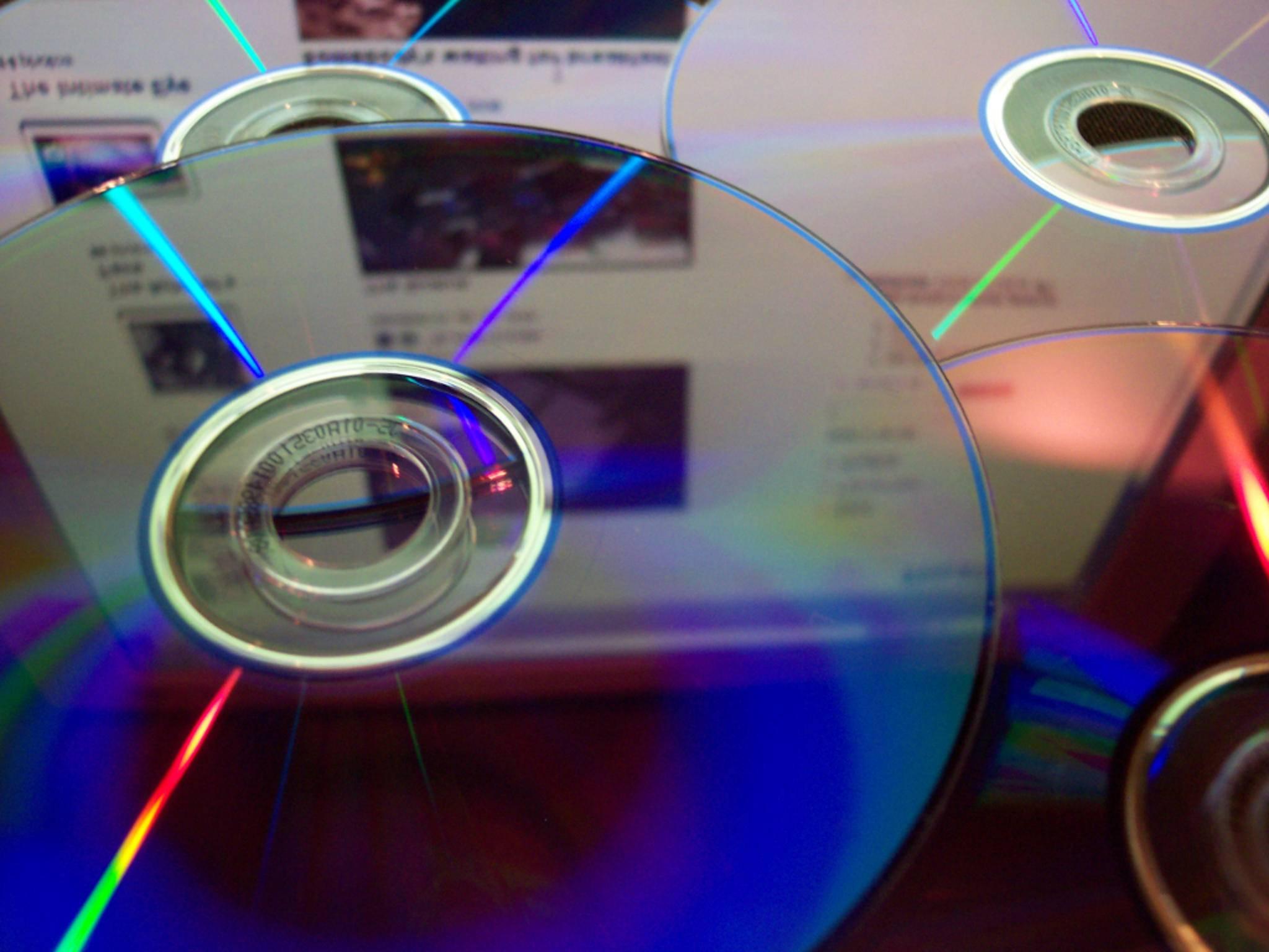 So kannst Du Kratzer von CDs, DVDs und Blu-rays entfernen.
