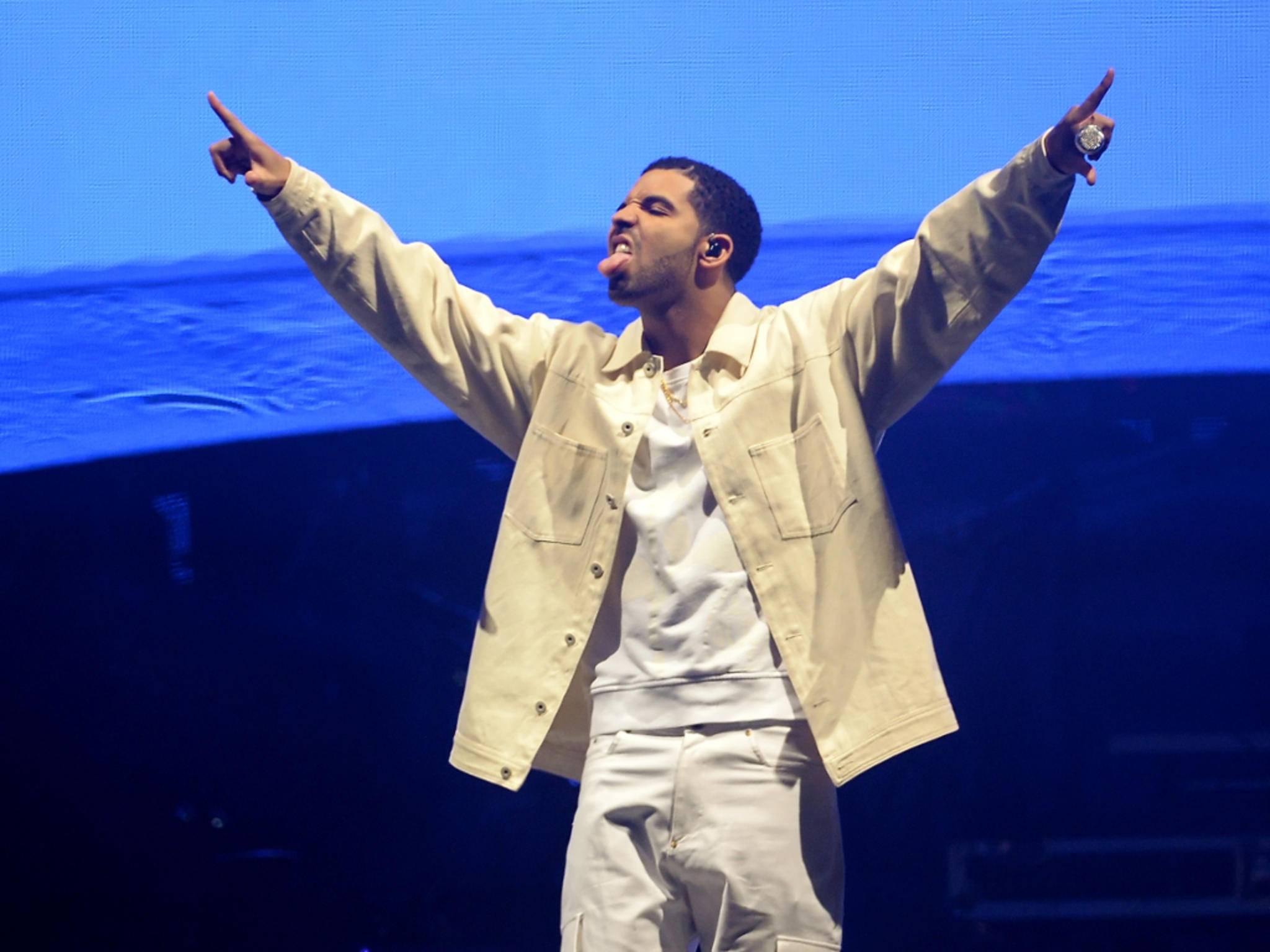 Planänderung: Drake muss seine Europatour ein wenig umbauen.