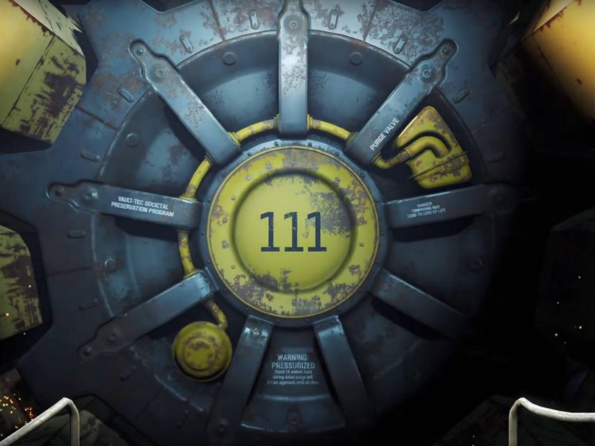 """Für kurze Zeit kostenlos erhältlich: """"Fallout 4""""."""