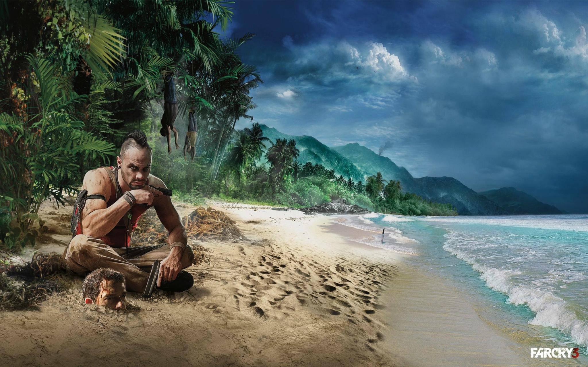 """Von der Insel in die US-amerikanische Prärie? """"Far Cry 5"""" könnte ein Wild-West-Setting bekommen."""