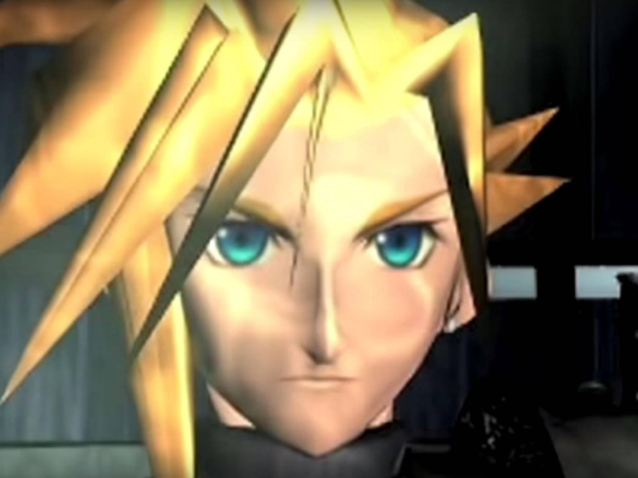 """Das originale """"Final Fantasy 7"""" findet seinen Weg auf iOS-Geräte."""