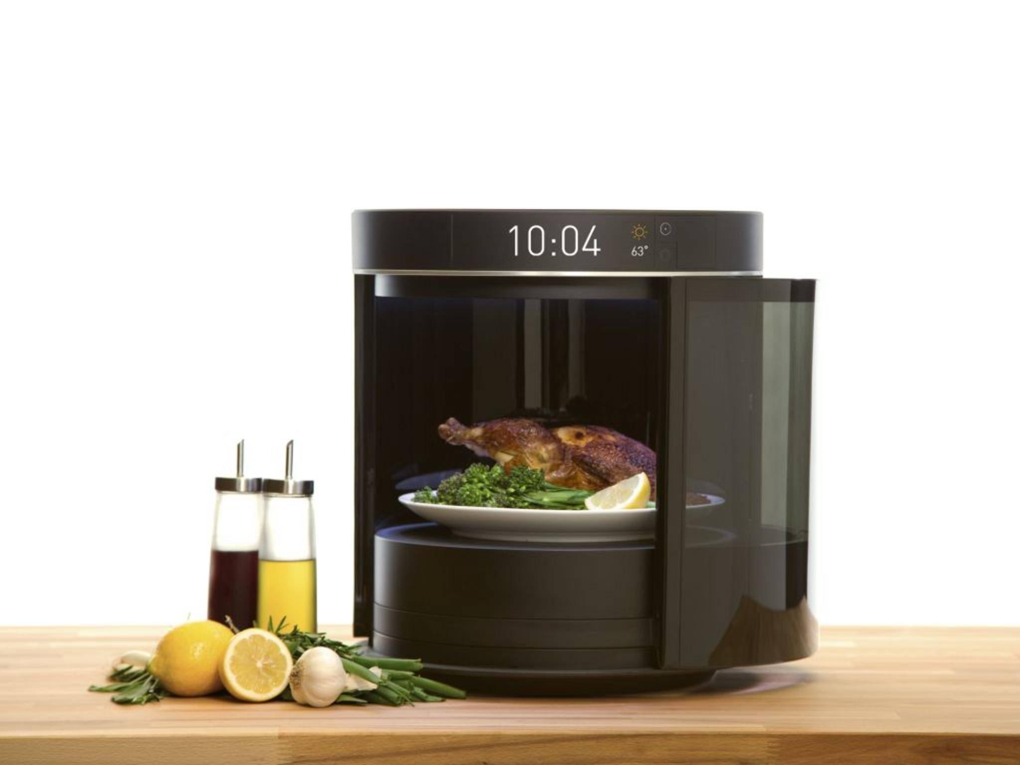 Essen erwärmen ohne Geschmacks- und Nährstoffverluste? Freescale will das möglich machen.