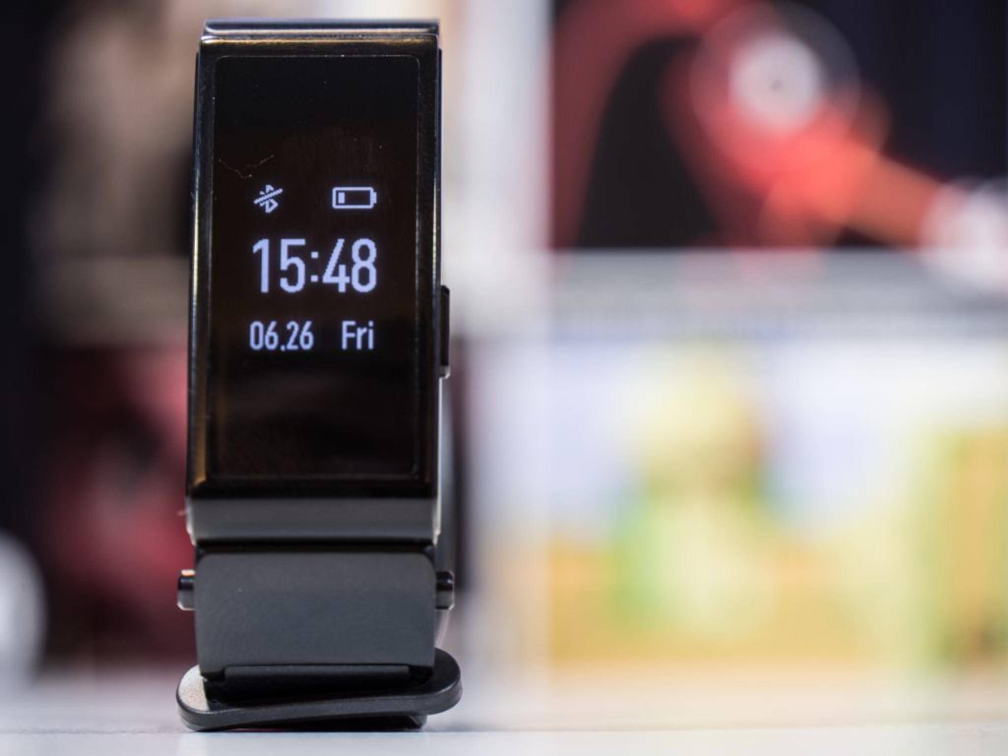 Huawei TalkBand B2 (13 von 23)